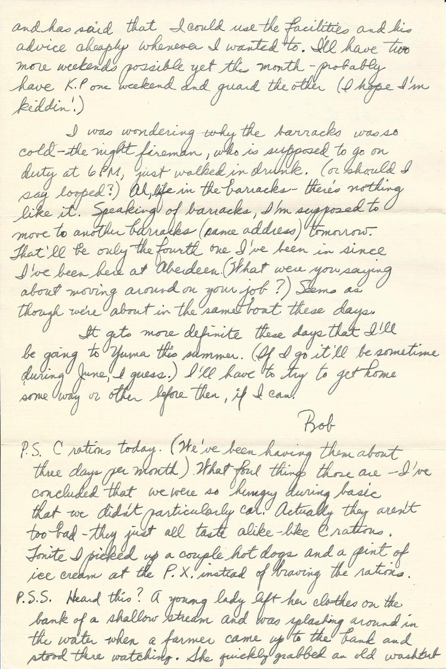Mar. 11, 1953 (Bob) Page 3