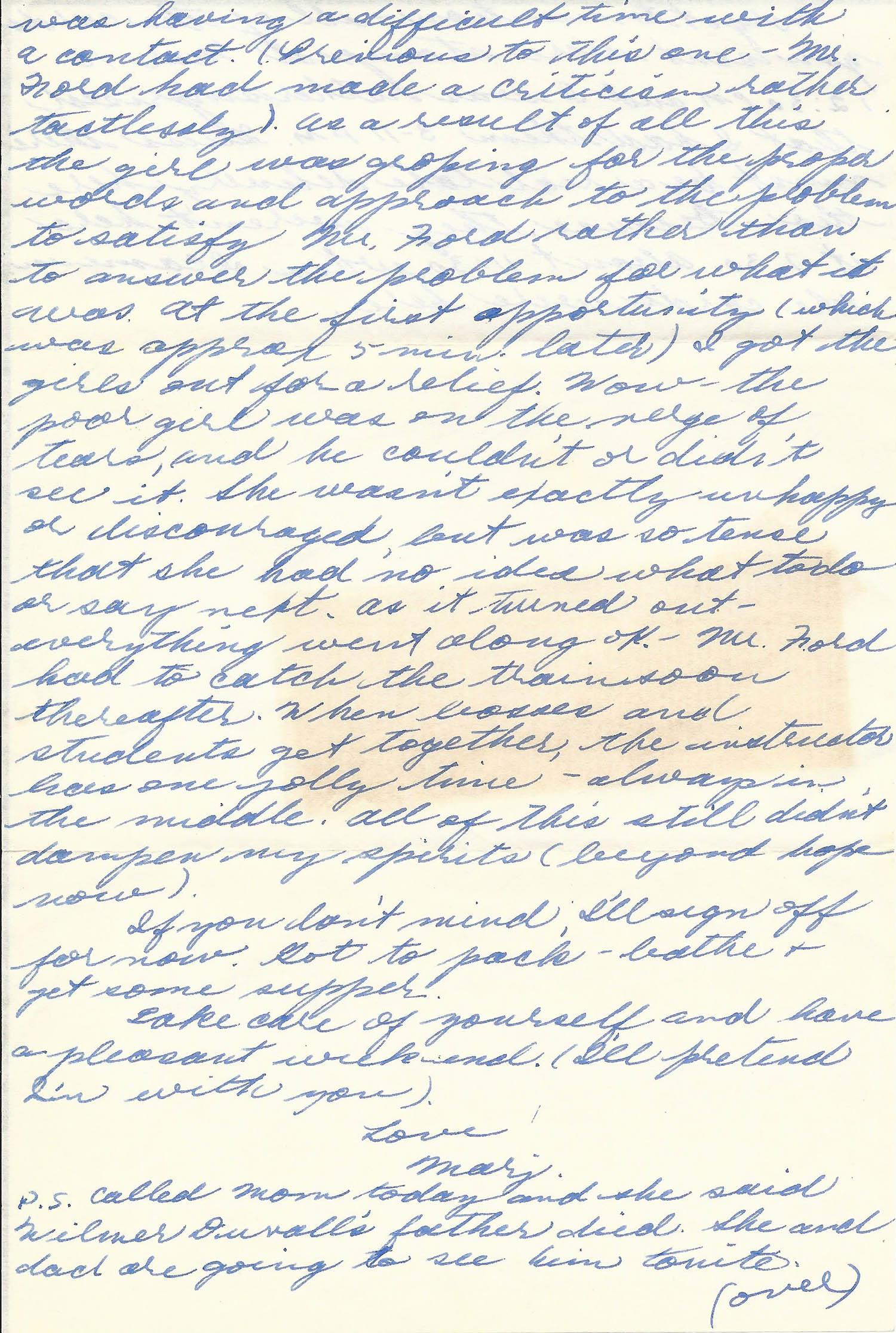 Mar. 12, 1953 (Marj) Page 2