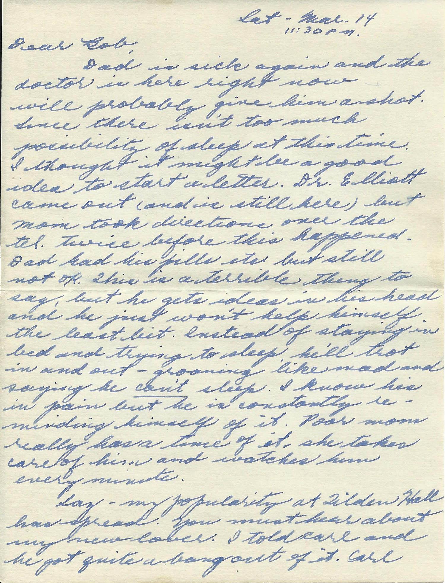 Mar. 14, 1953 (Marj) Page 1