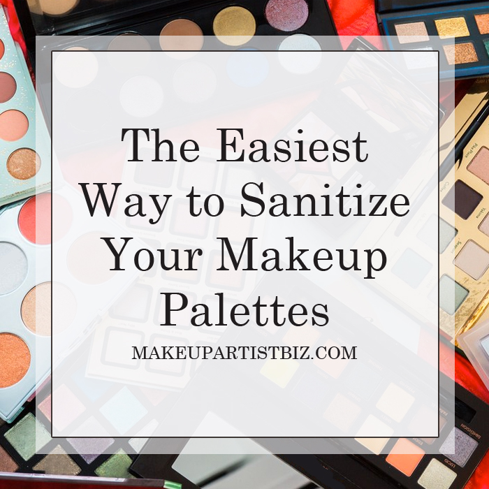 clean your makeup kit