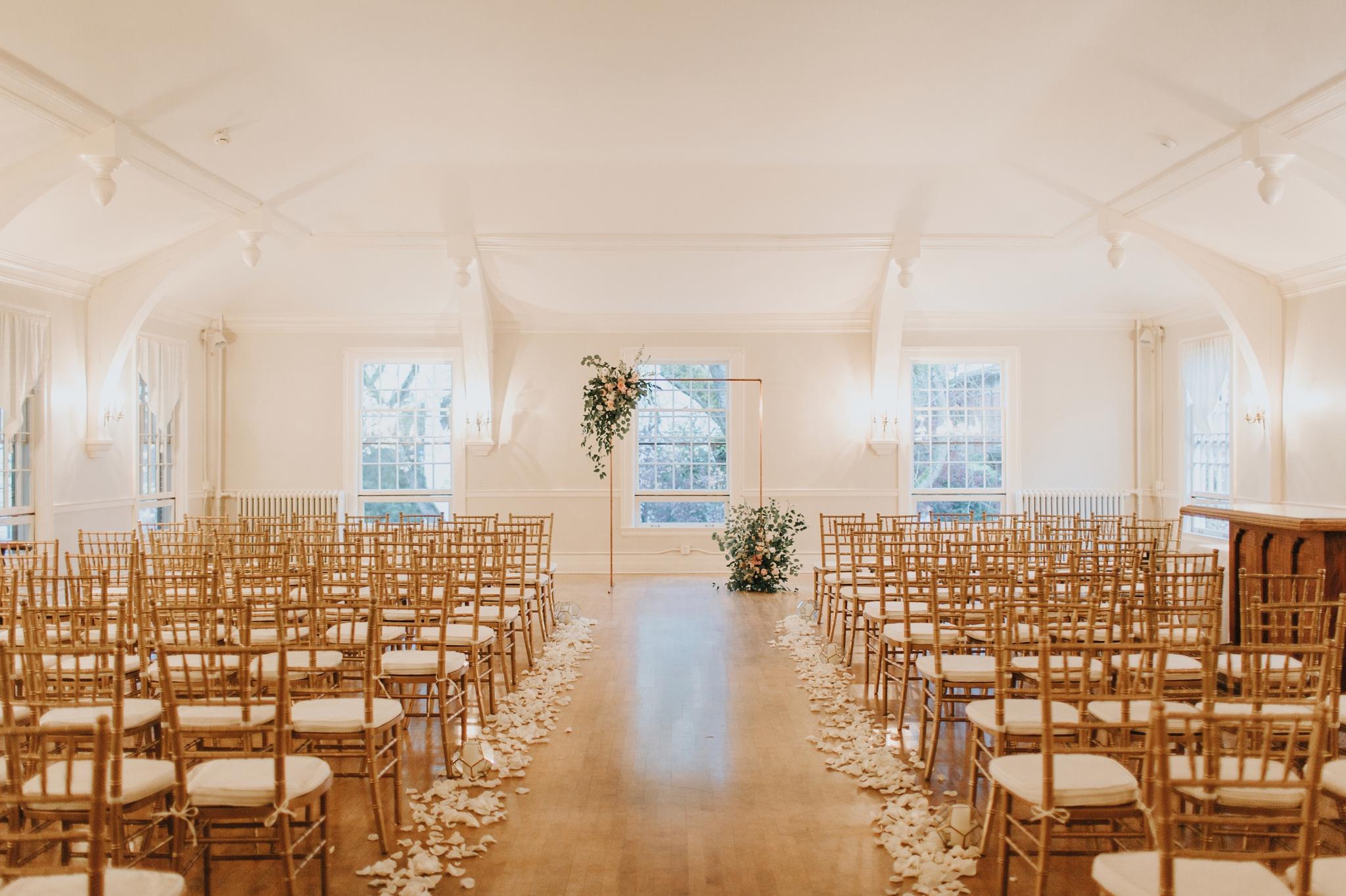 Rainier Chapter House Seattle Wedding Photographer