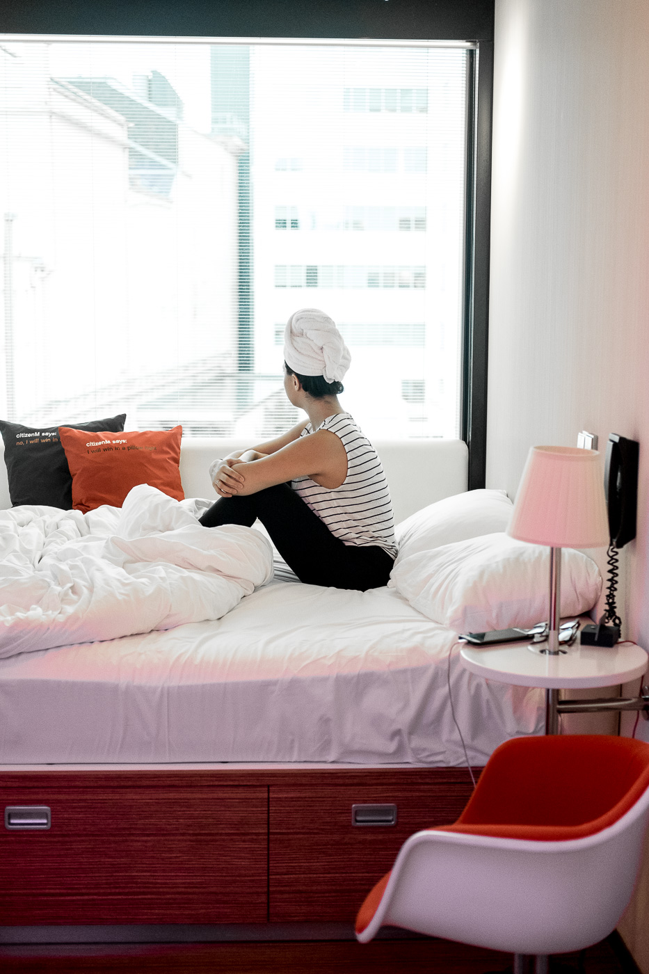 Rachel Off Duty: Where to Stay in Glasgow: citizenM