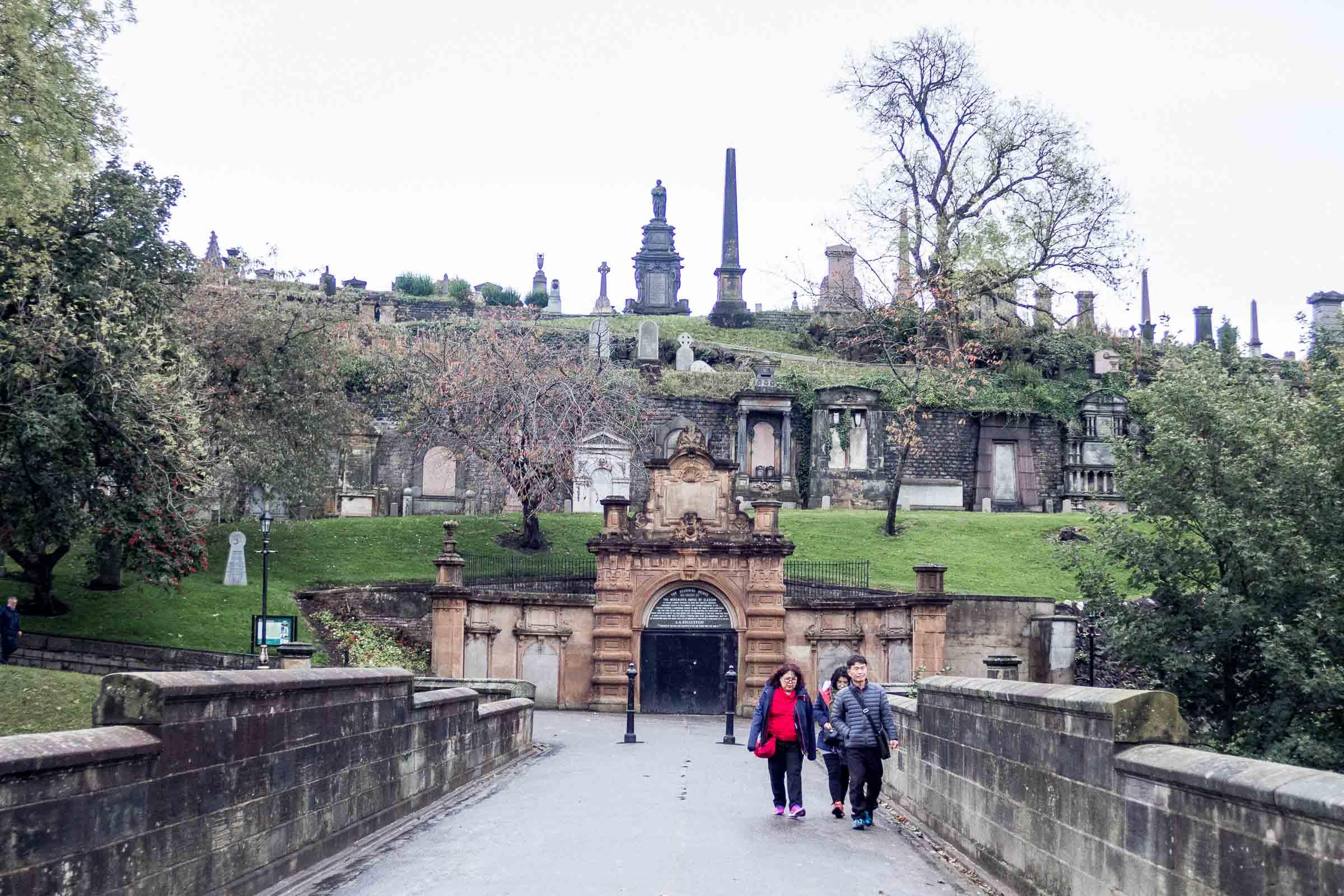 City Guide: Off Duty in Glasgow - necropolis