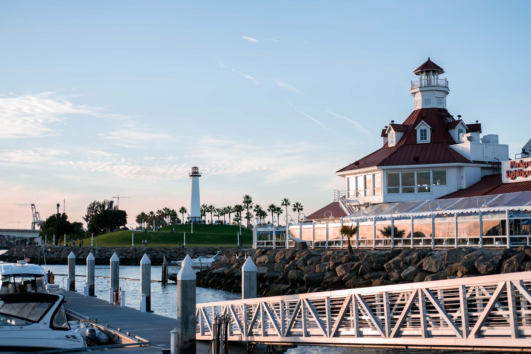 Rachel Off Duty: Long Beach Shoreline Village