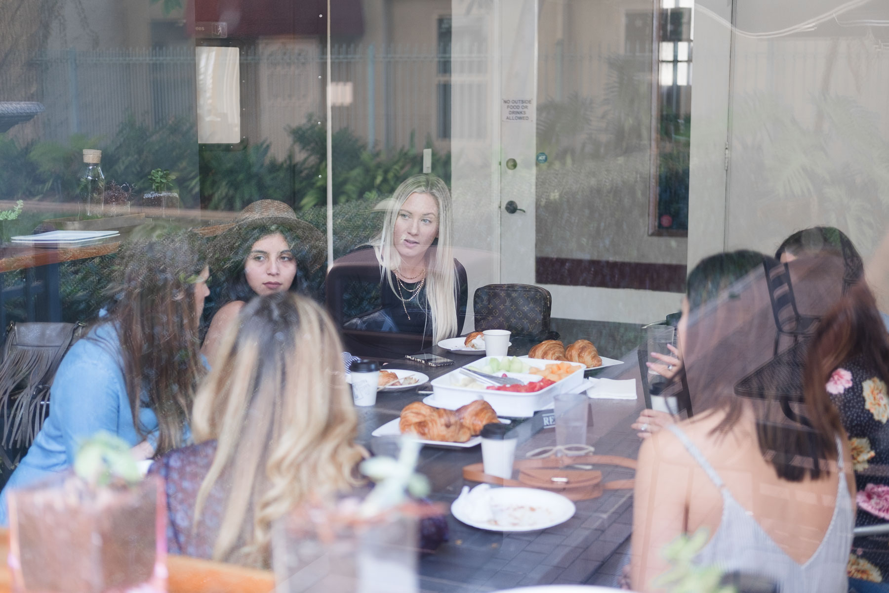 Rachel Off Duty: How to Start Networking - Cuppa Cuppa Long Beach