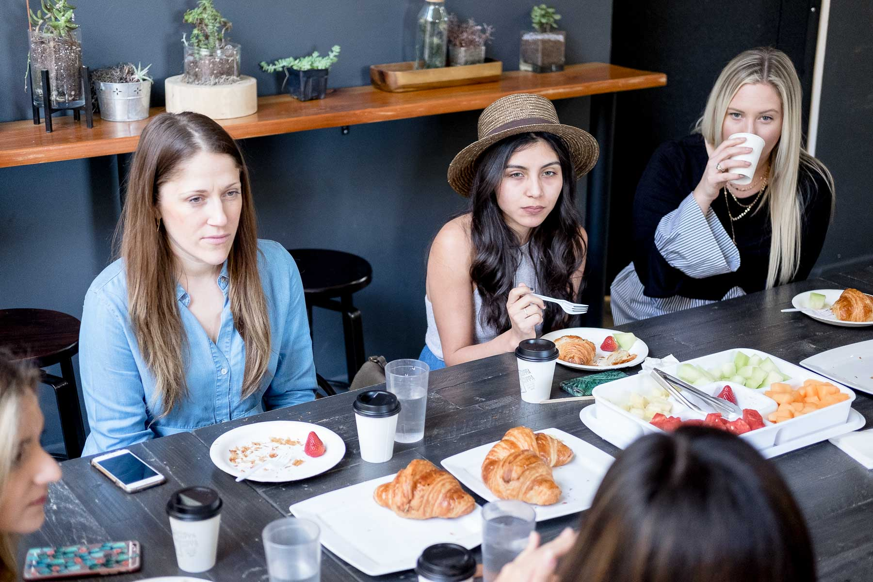 Rachel Off Duty: Women Networking at Cuppa Cuppa Long Beach