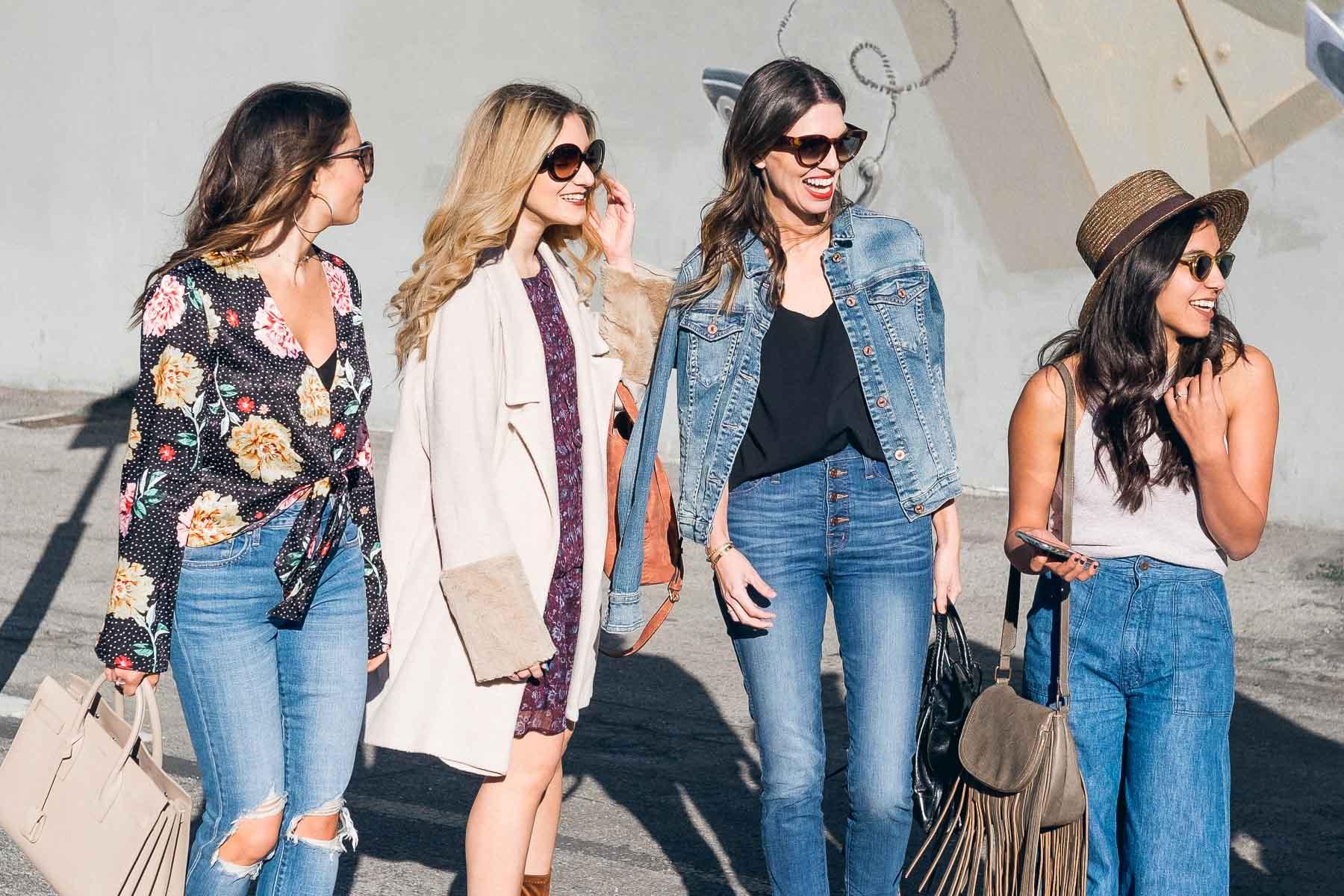 Rachel Off Duty: Rachel Off Duty: Women Bloggers