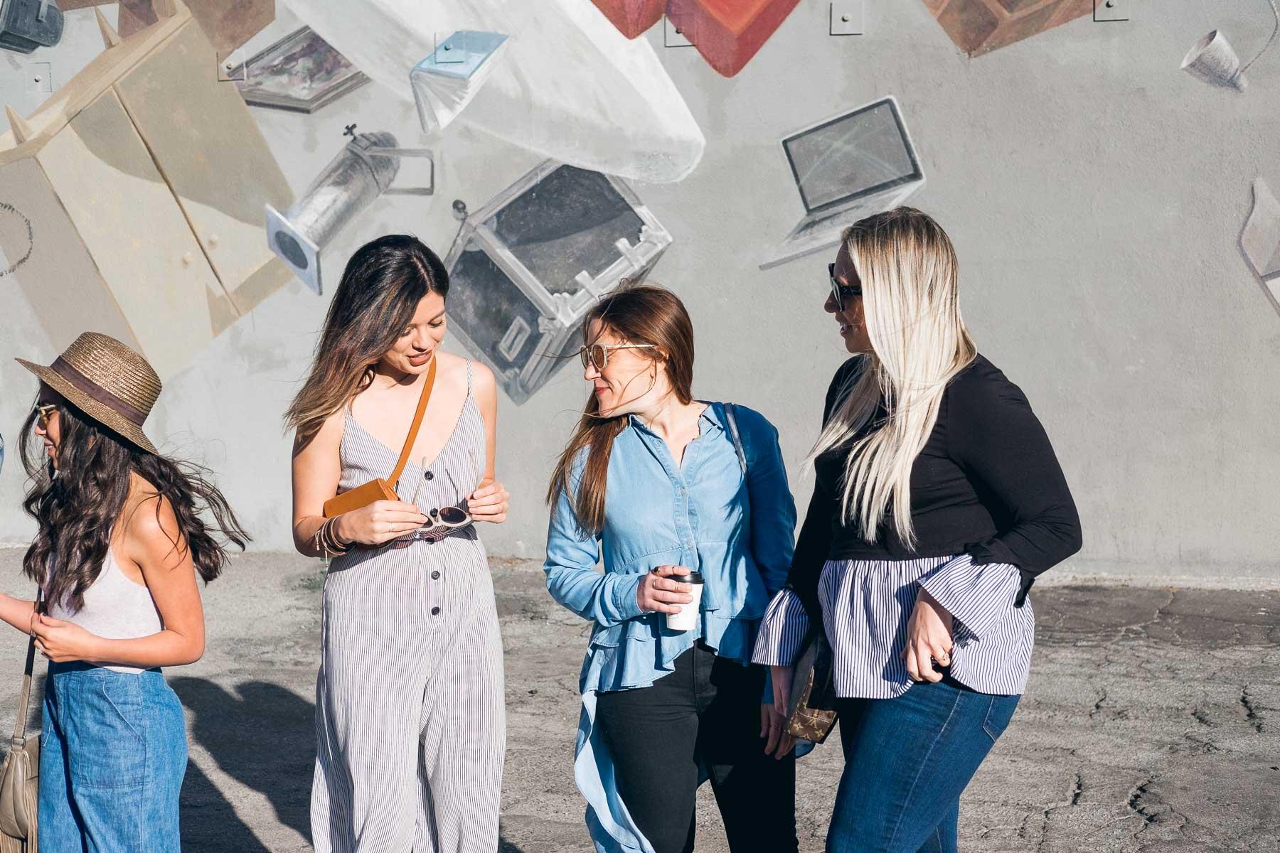Rachel Off Duty: Women Bloggers