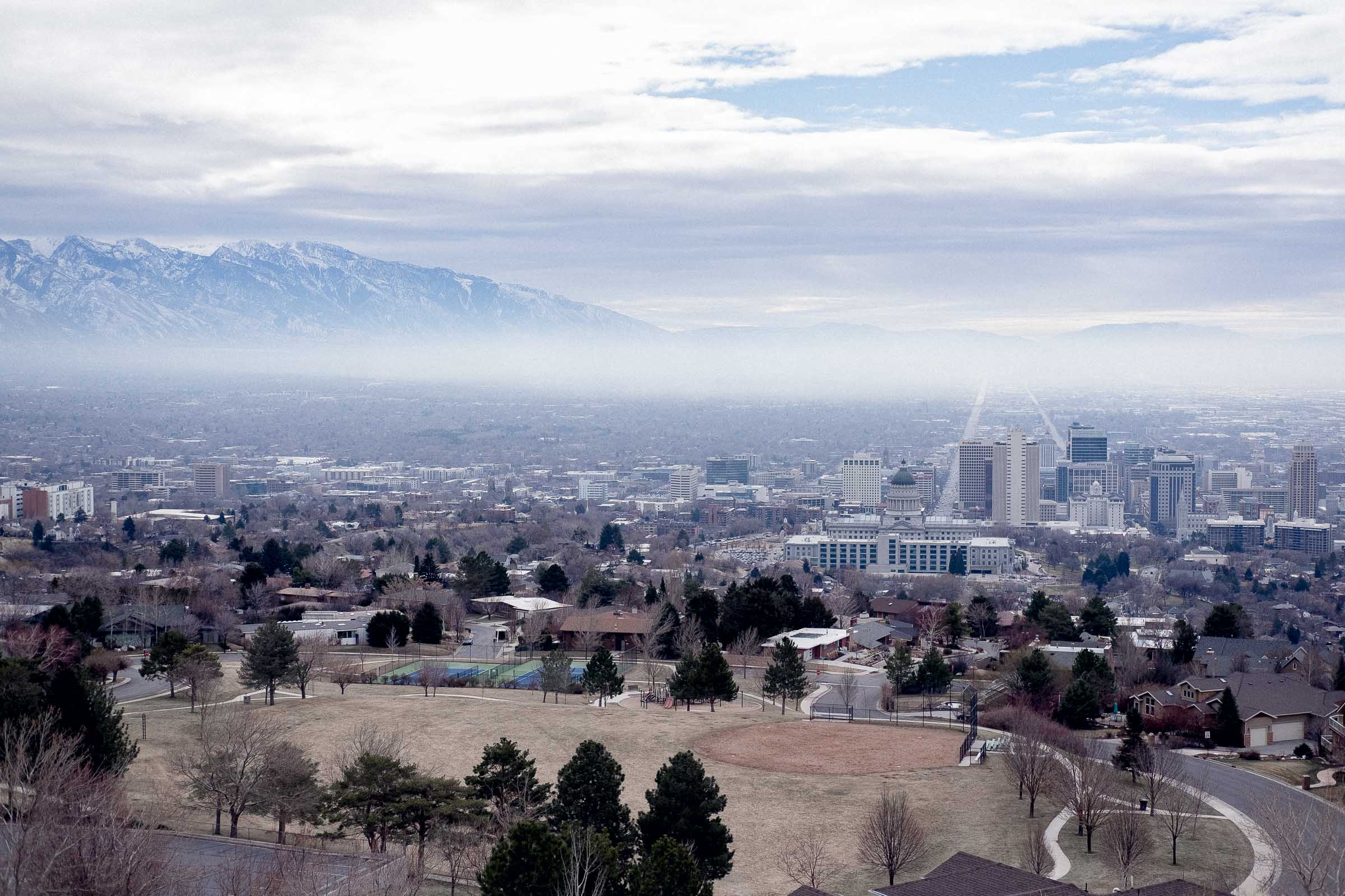Rachel Off Duty: Salt Lake City Ensign Peak