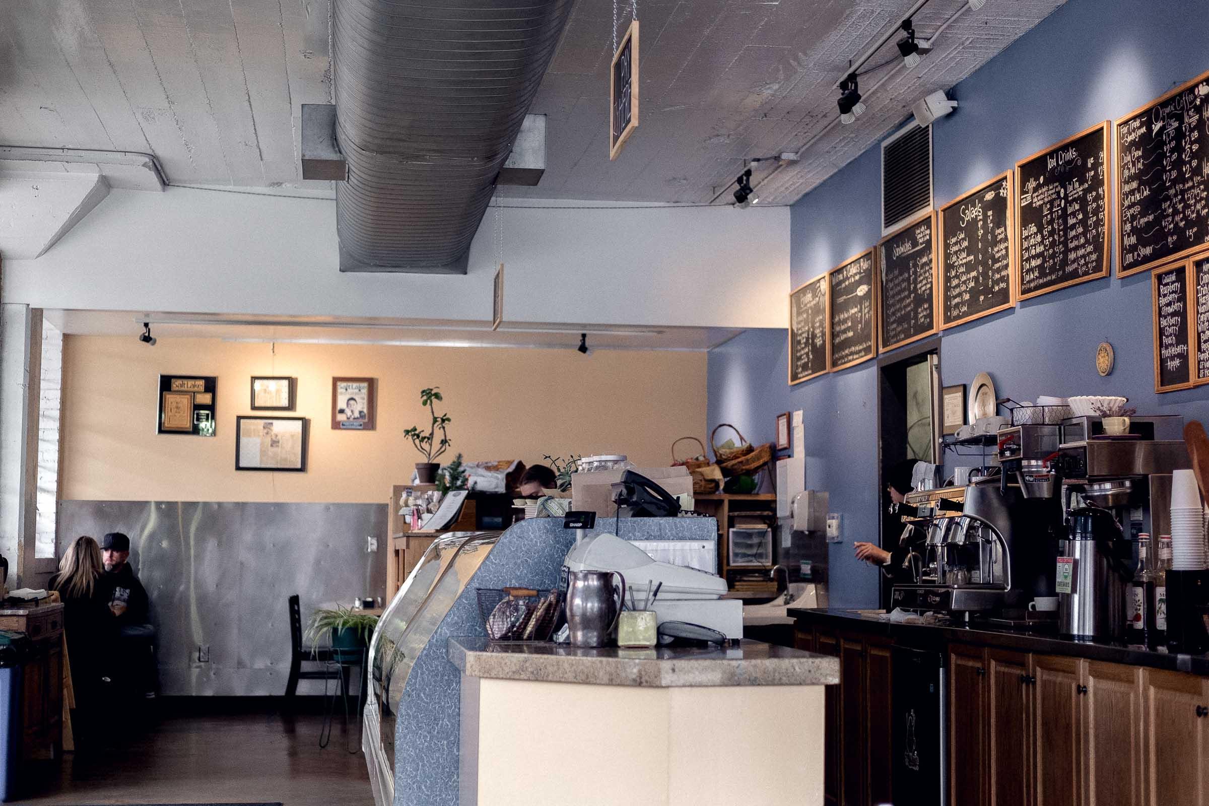 Rachel Off Duty: Carlucci's Bakery