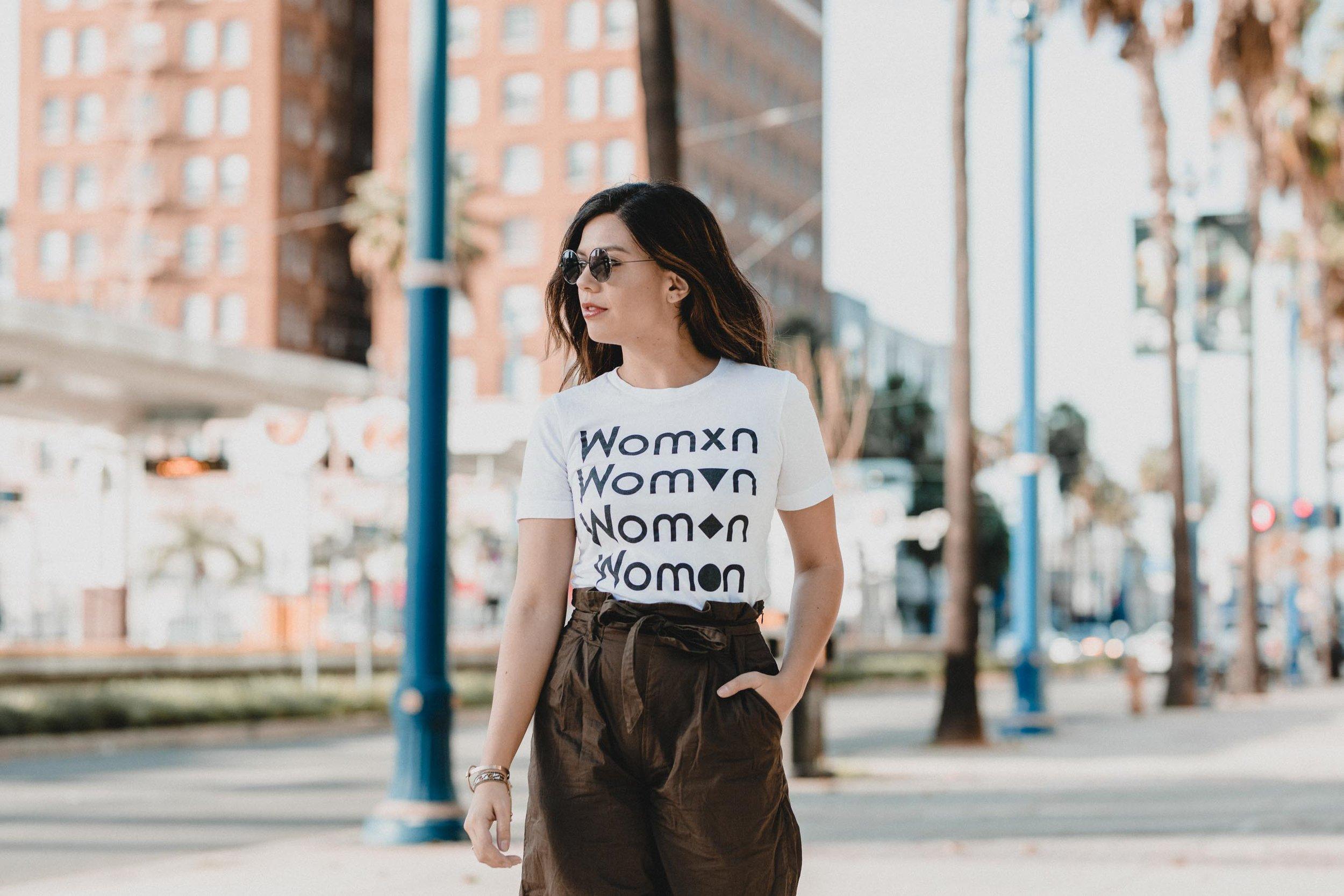 Rachel Off Duty: International Women's Day