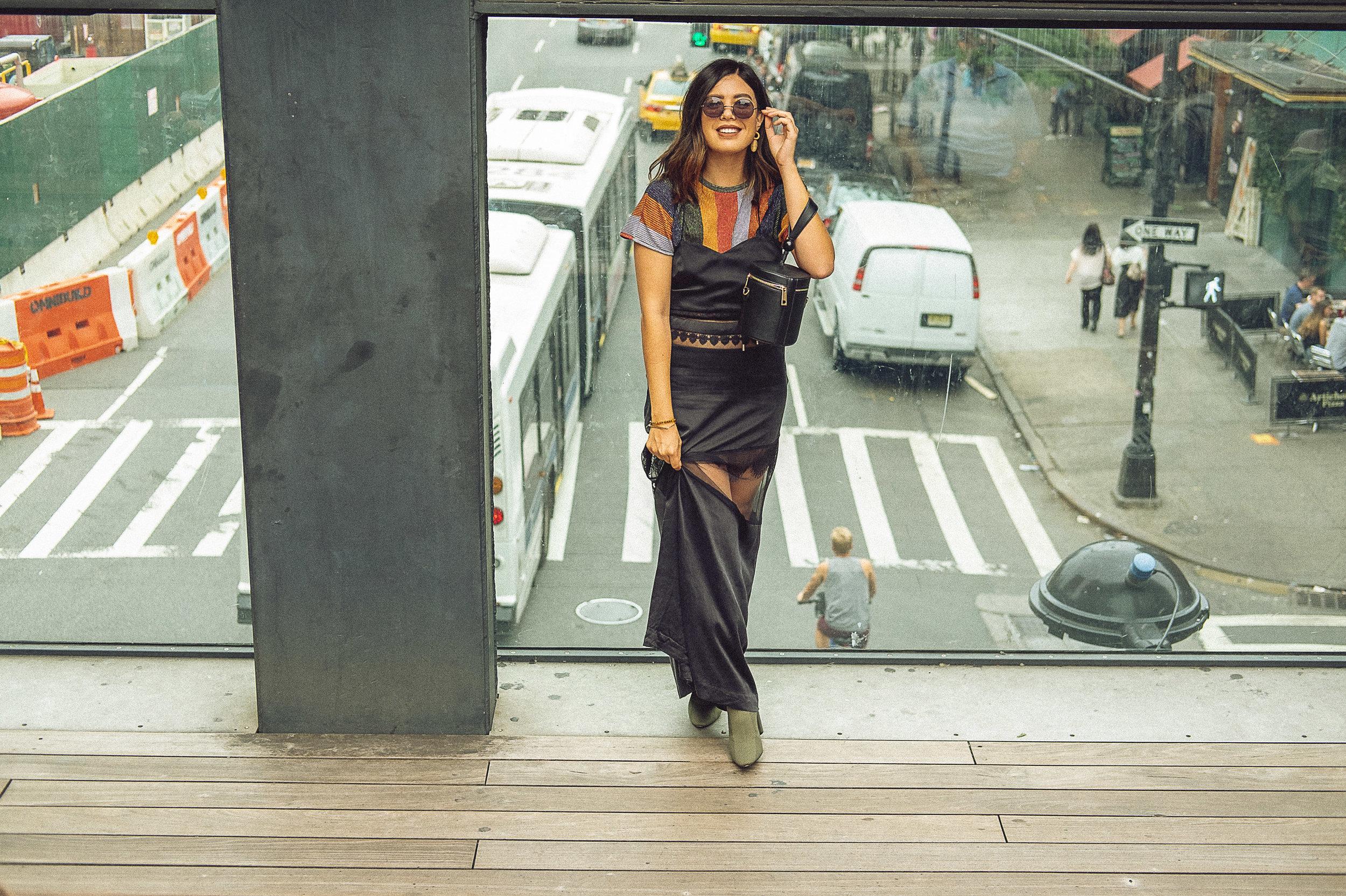 Rachel Off Duty: Travel Smarter Pack Lighter - New York Fashion Week