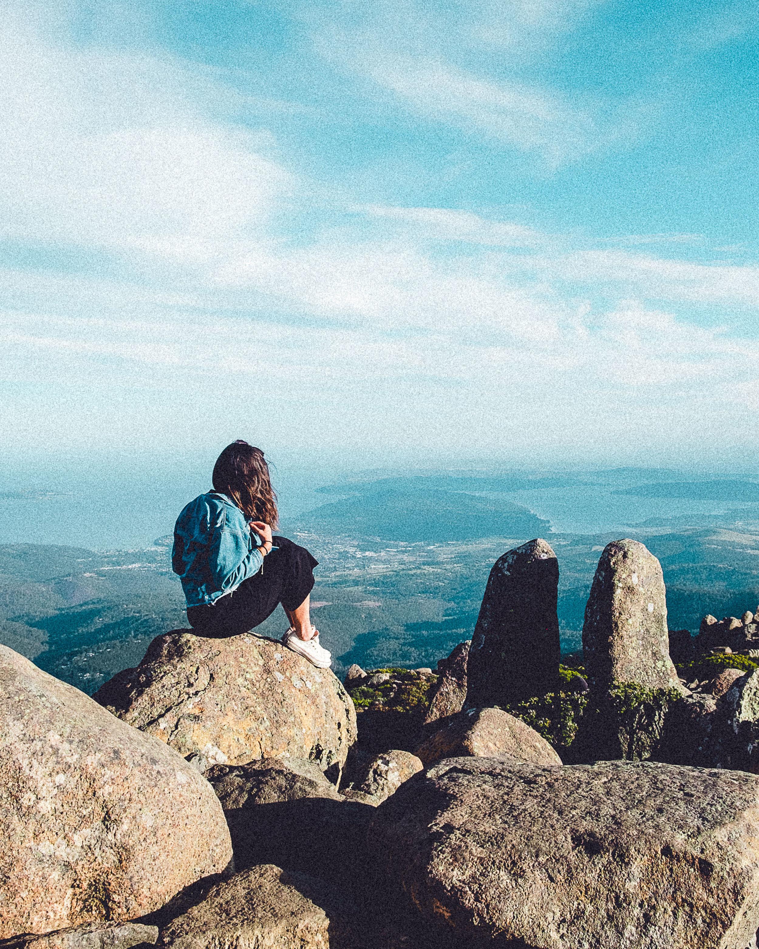 Rachel Off Duty: Woman in Mount Wellington