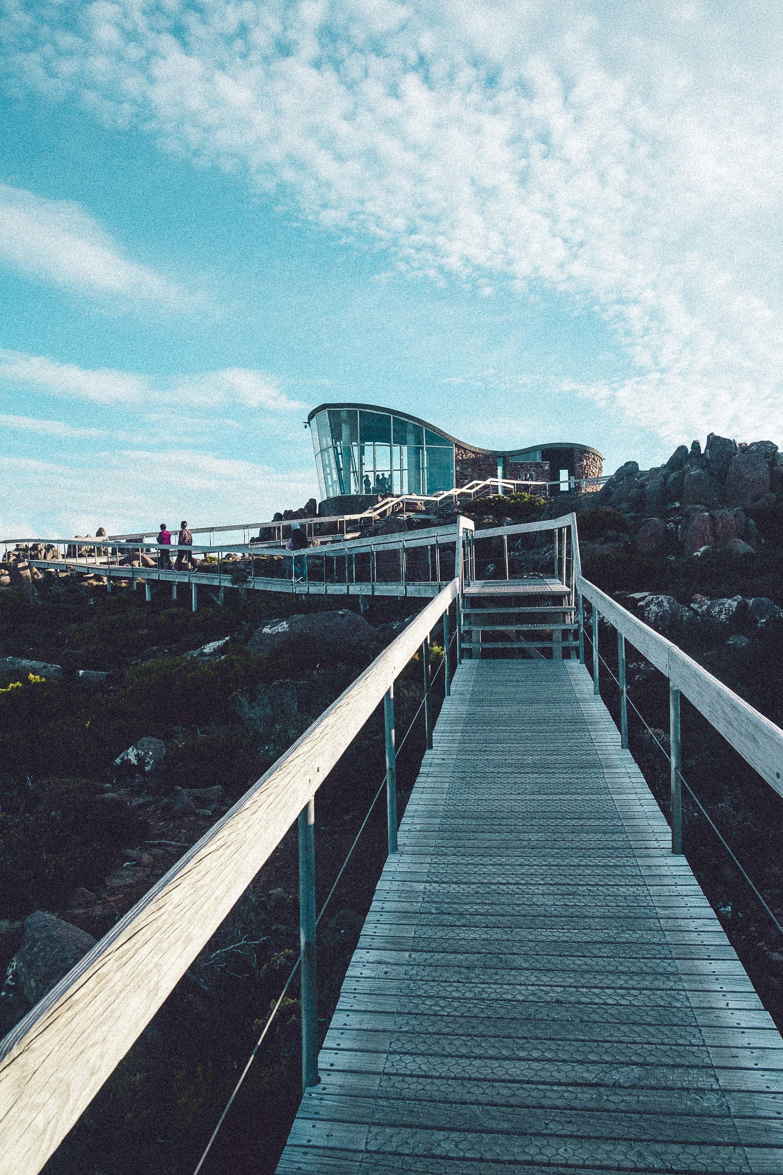 Rachel Off Duty: Mount Wellington