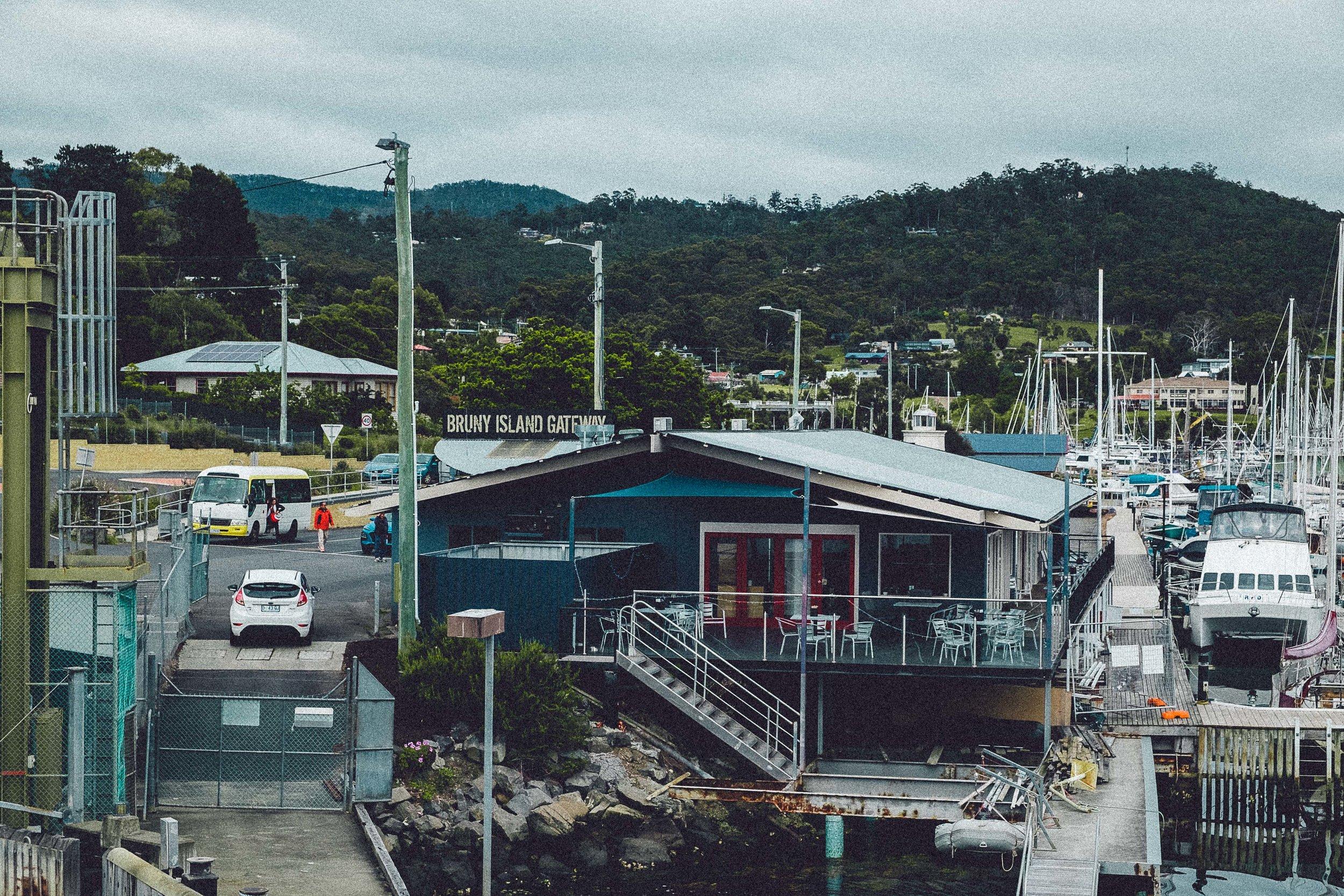 Rachel Off Duty: Bruny Island