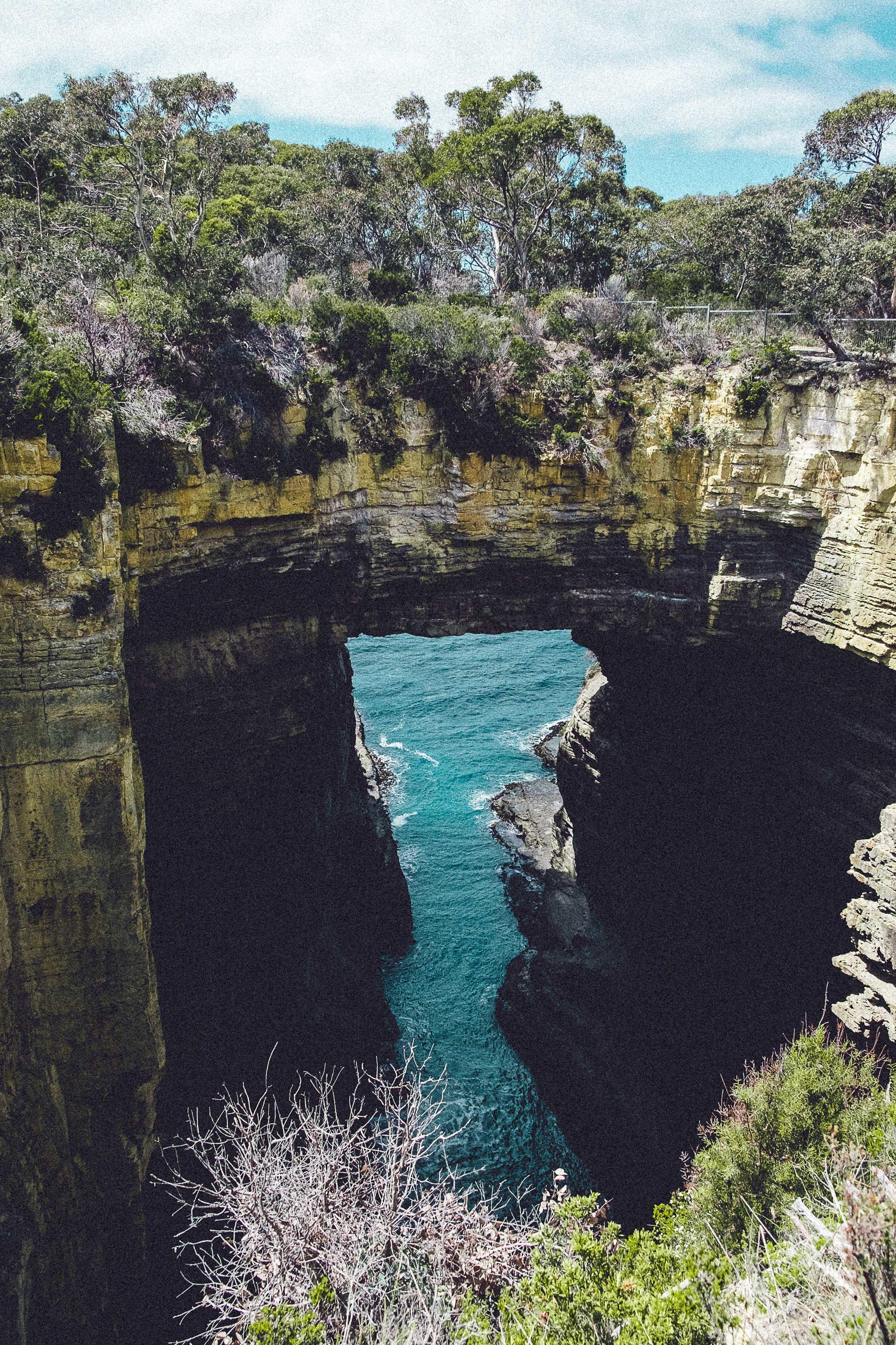 Rachel Off Duty: Tasman Arch