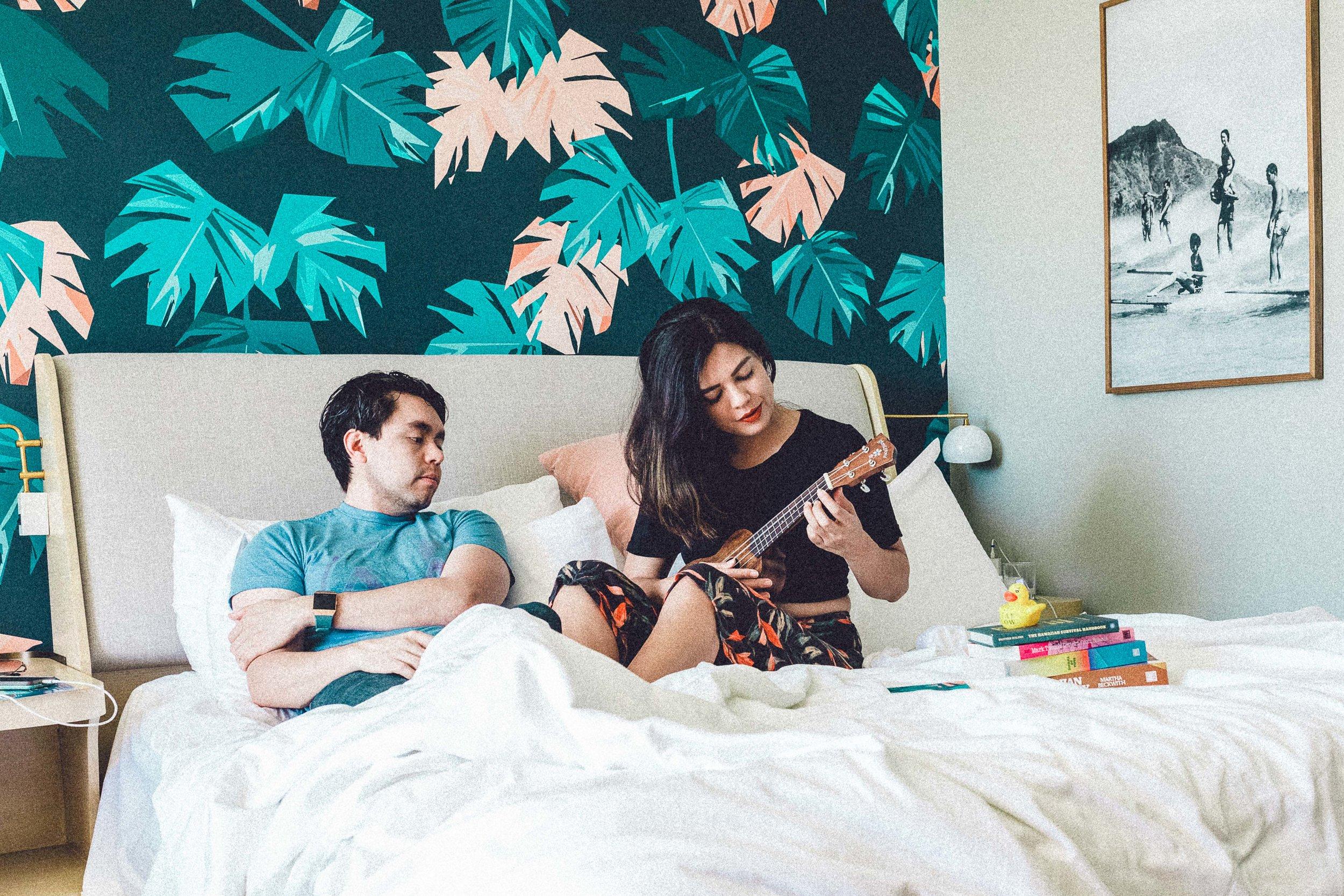 Rachel Off Duty: Waikiki Hotel Review - The Laylow Hotel
