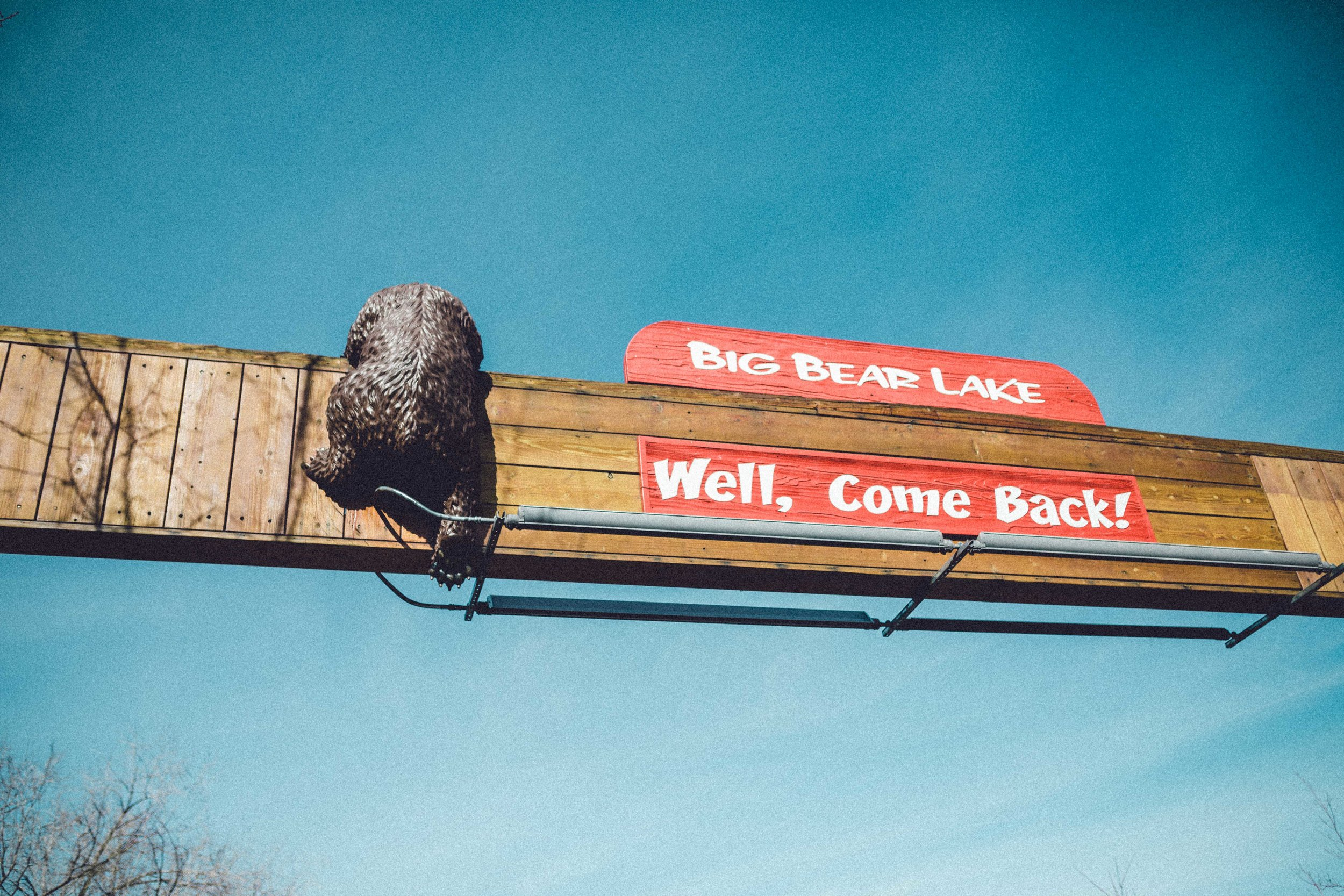 Rachel Off Duty: Big Bear