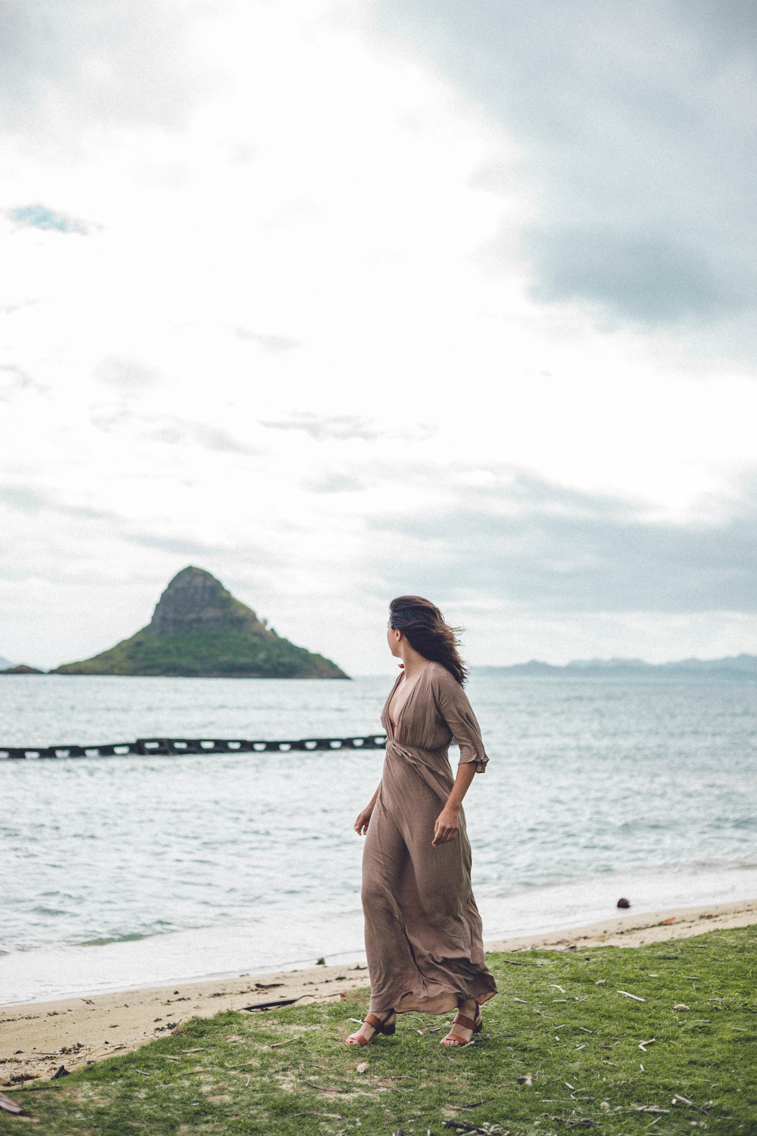Rachel Off Duty: Rachel Exploring North Shore Oahu