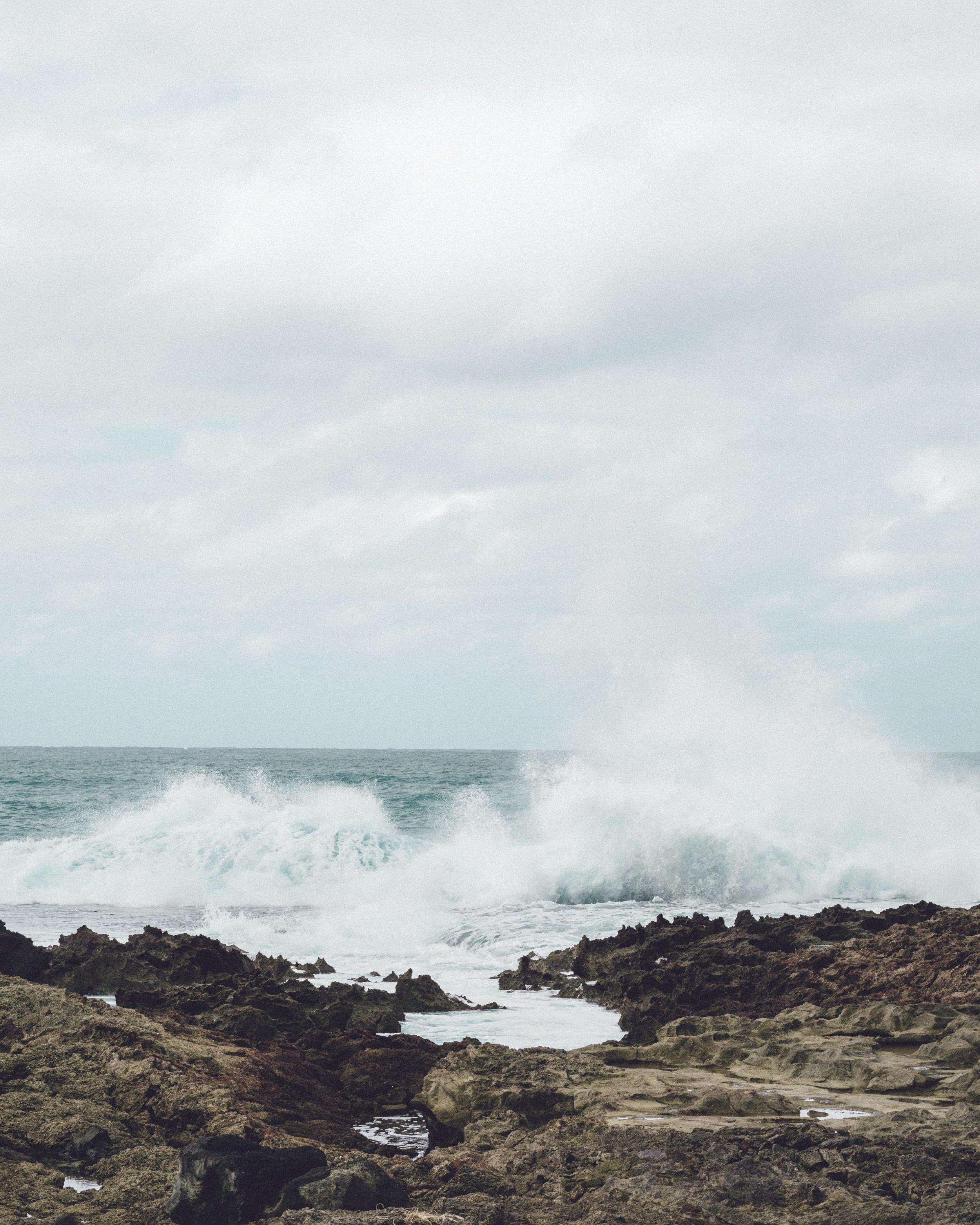 Rachel Off Duty: A Beach in North Shore Oahu