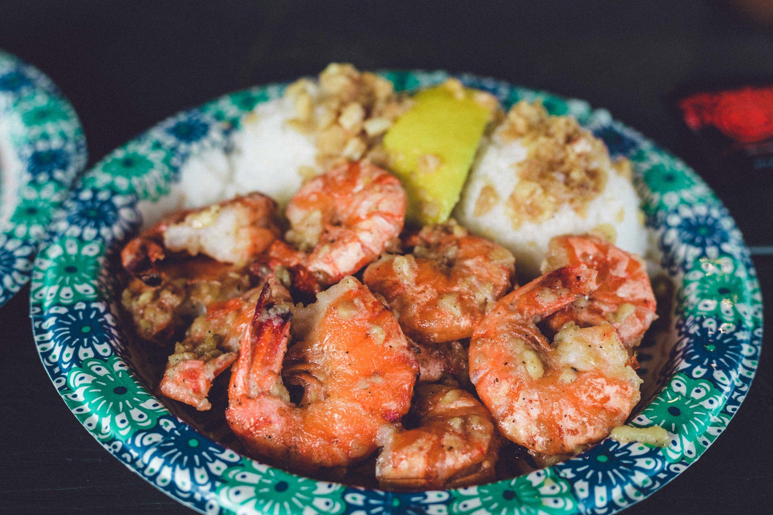 Rachel Off Duty: Giovanni's Aloha Shrimp