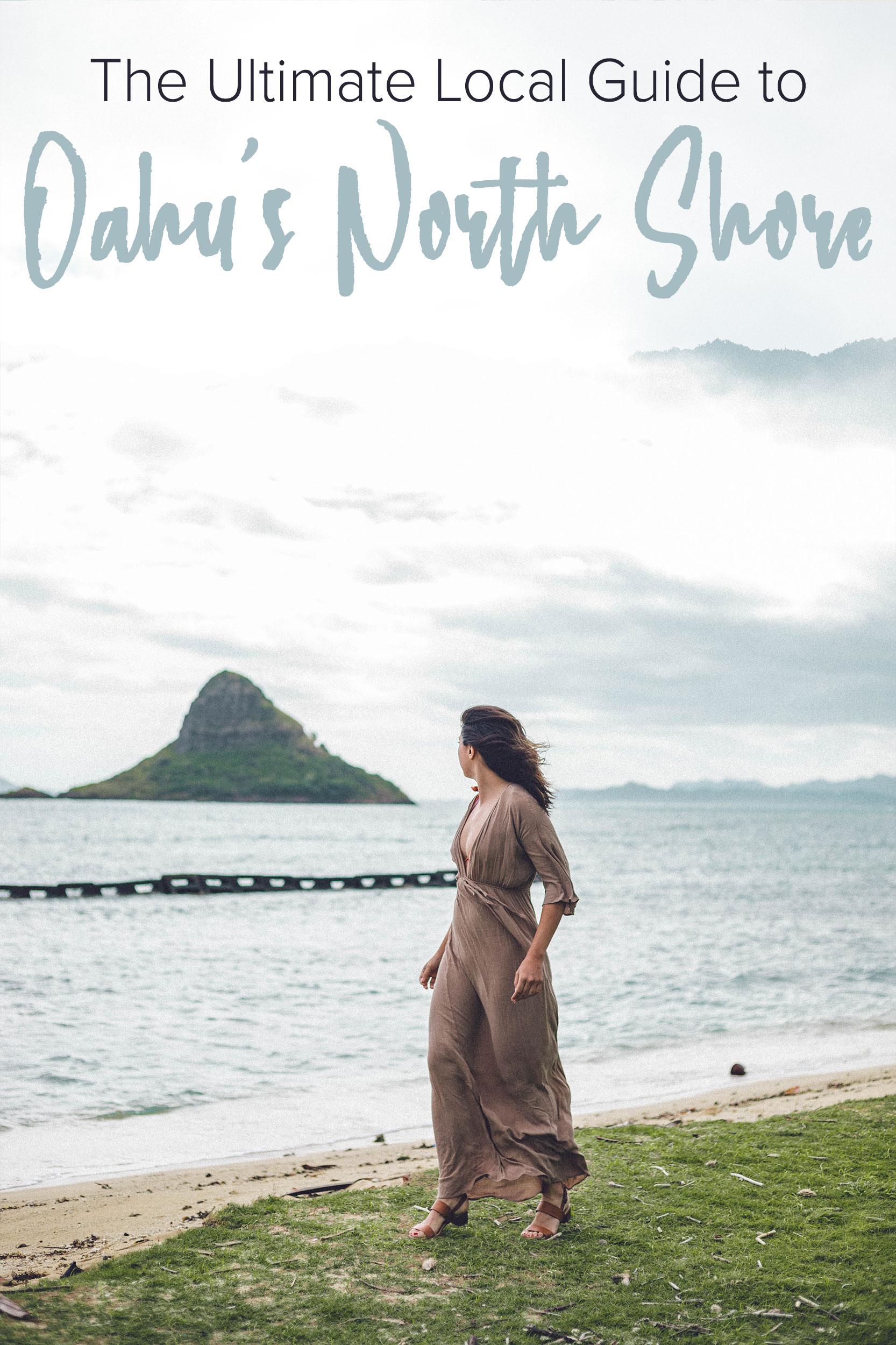 The Ultimate Local Guide to Oahu's North Shore - RachelOffDuty.com