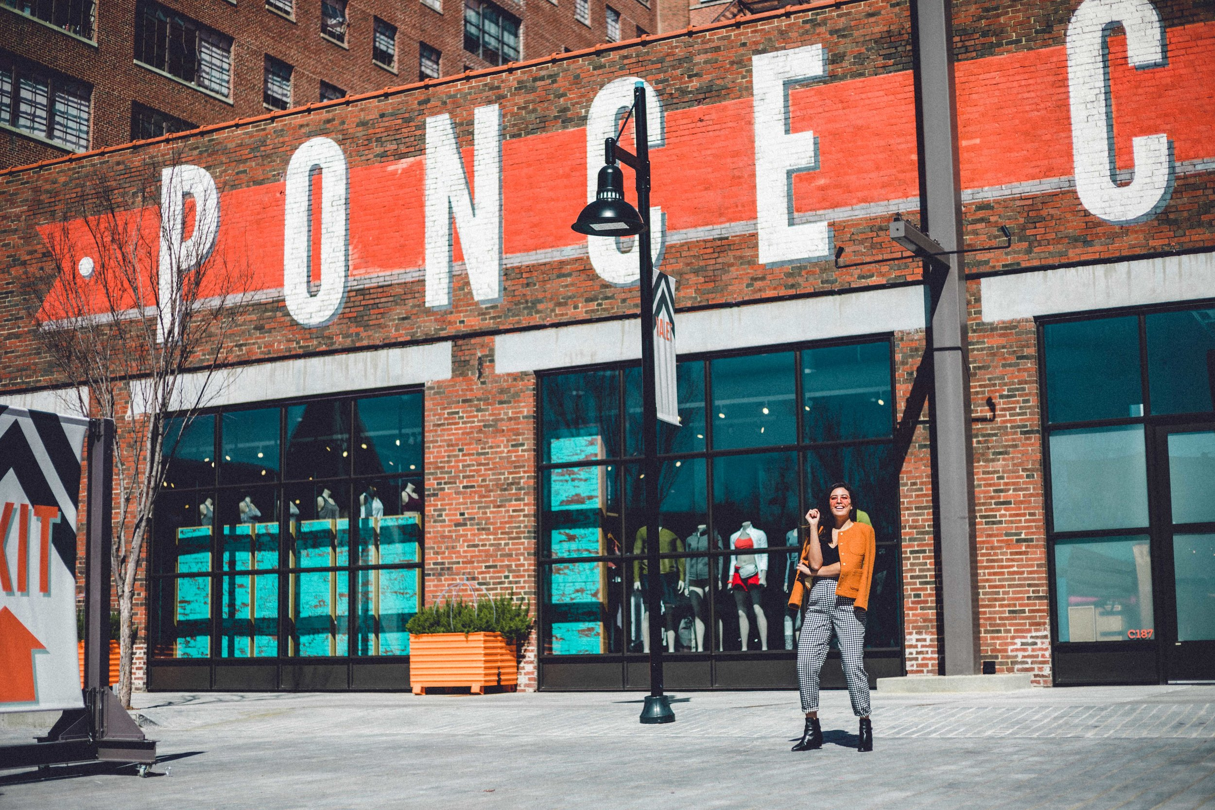 Rachel Off Duty: 48 Hours to Fall in Love with Atlanta, Georgia - City Guide - Ponce City Market