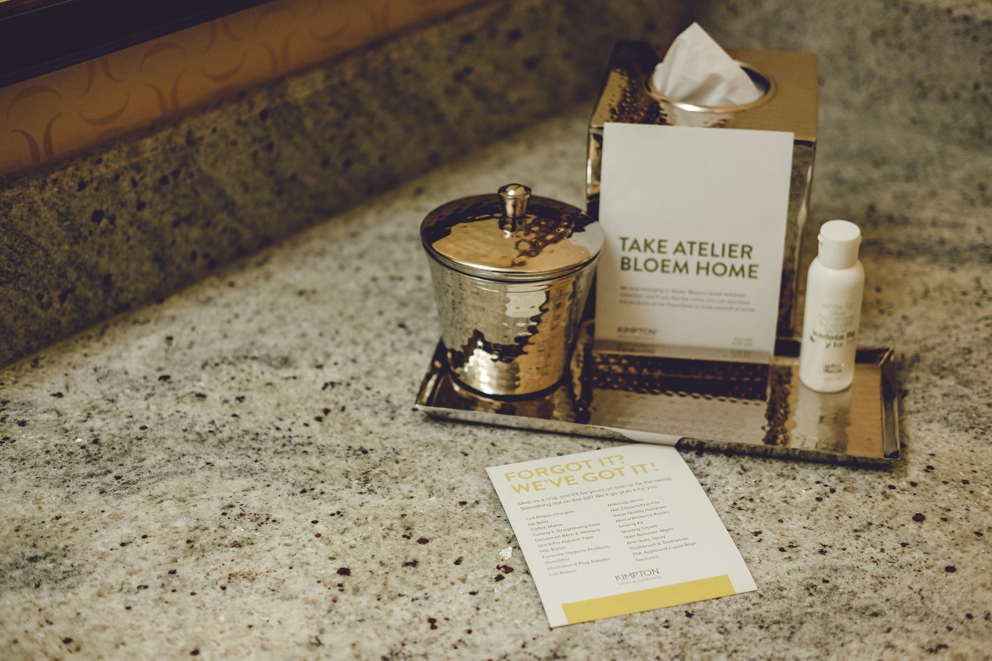 Rachel Off Duty: Salt Lake City Hotel Review - Kimpton Hotel Monaco
