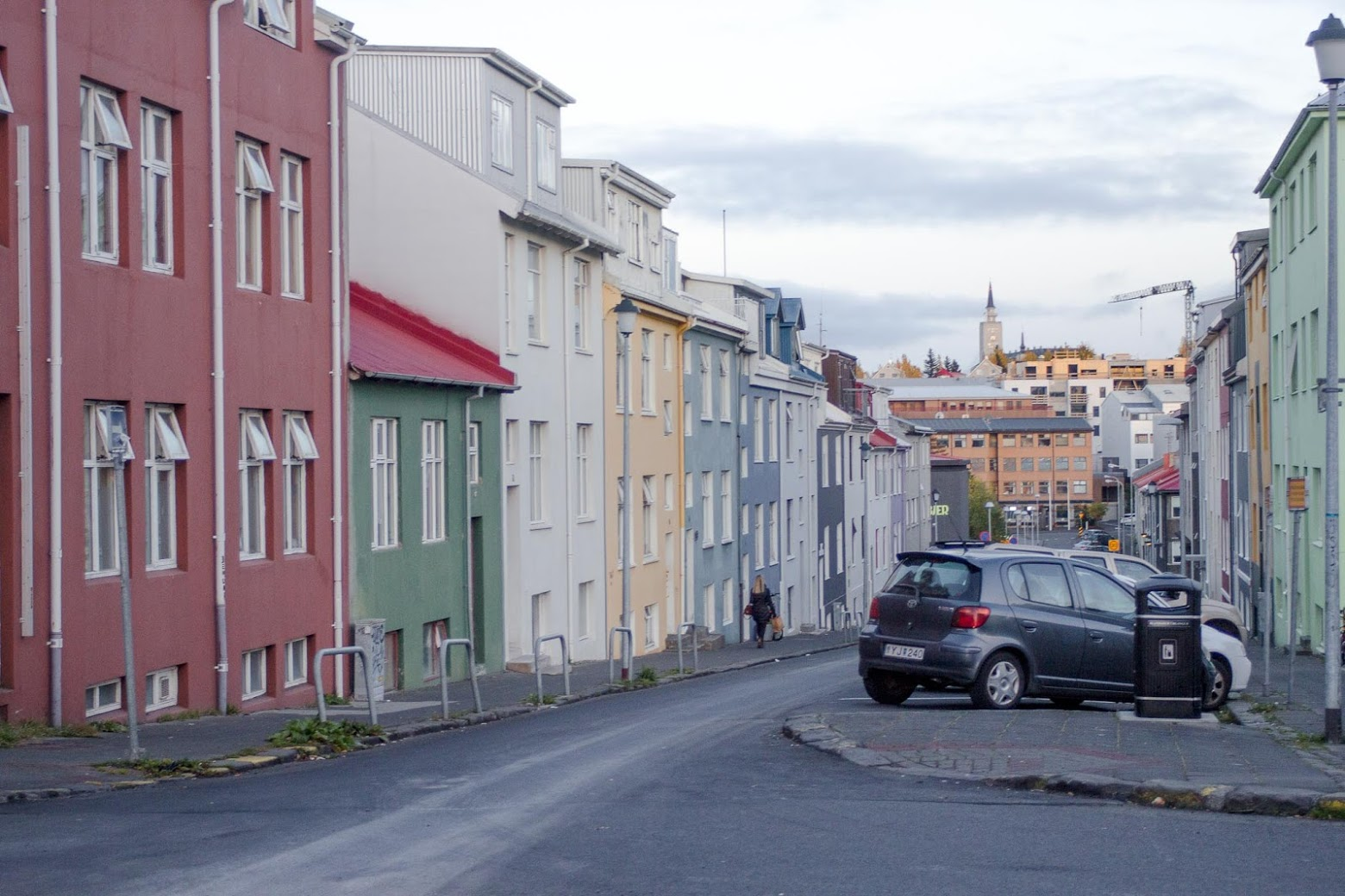 Down town in the Heart of Reykjavik - Reykjavik, IcelandType: Entire StudioBeds: 1 double (sleeps 2)Cost: $