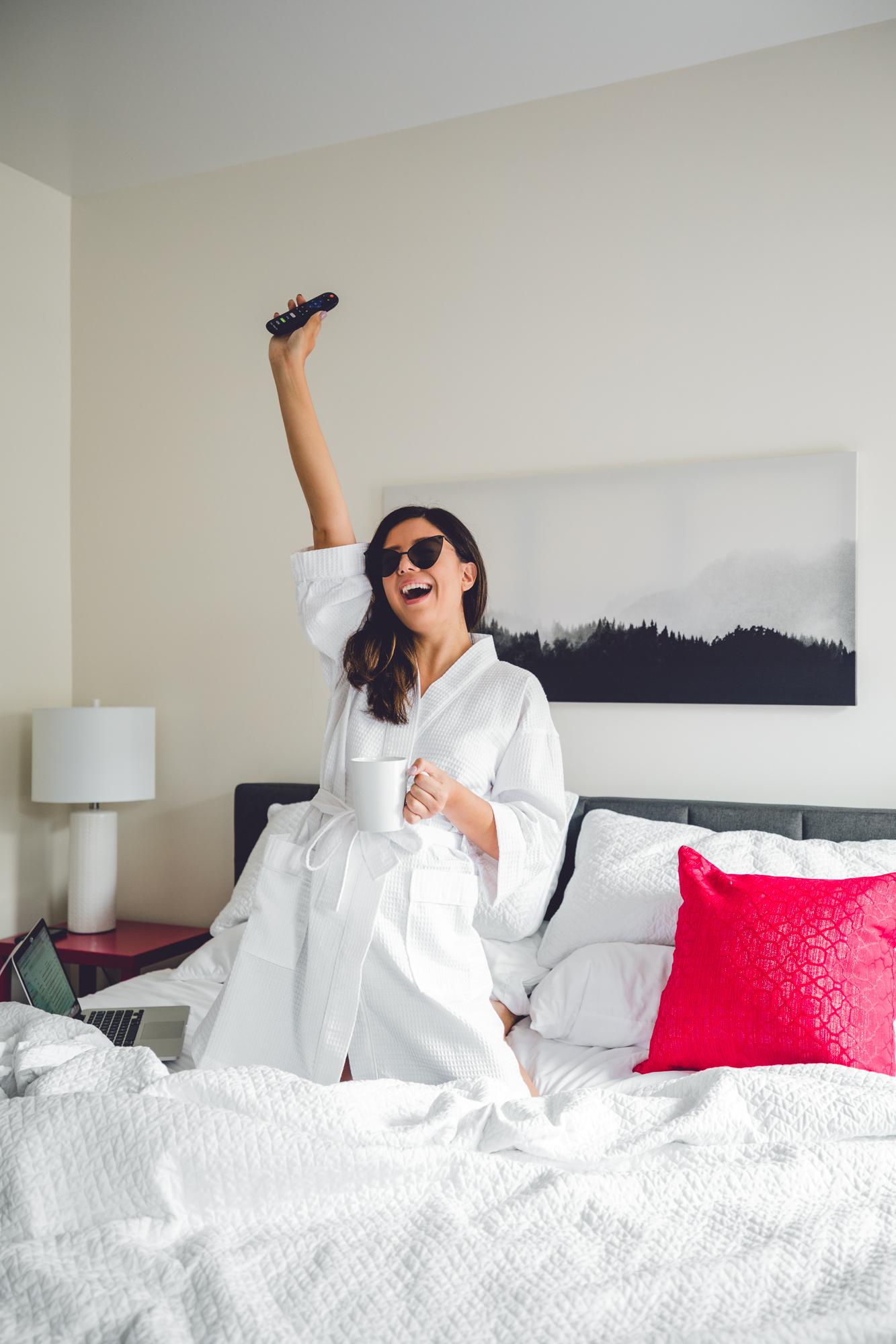 Rachel Off Duty: Long Beach Hotel Review - Hotel Royal