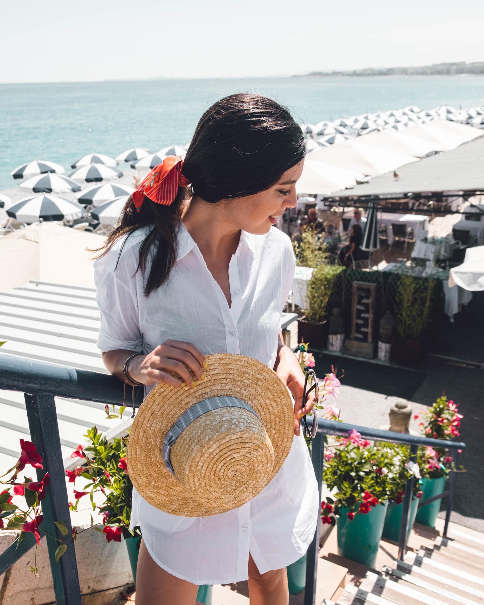 Rachel Off Duty: Woman on the Beach