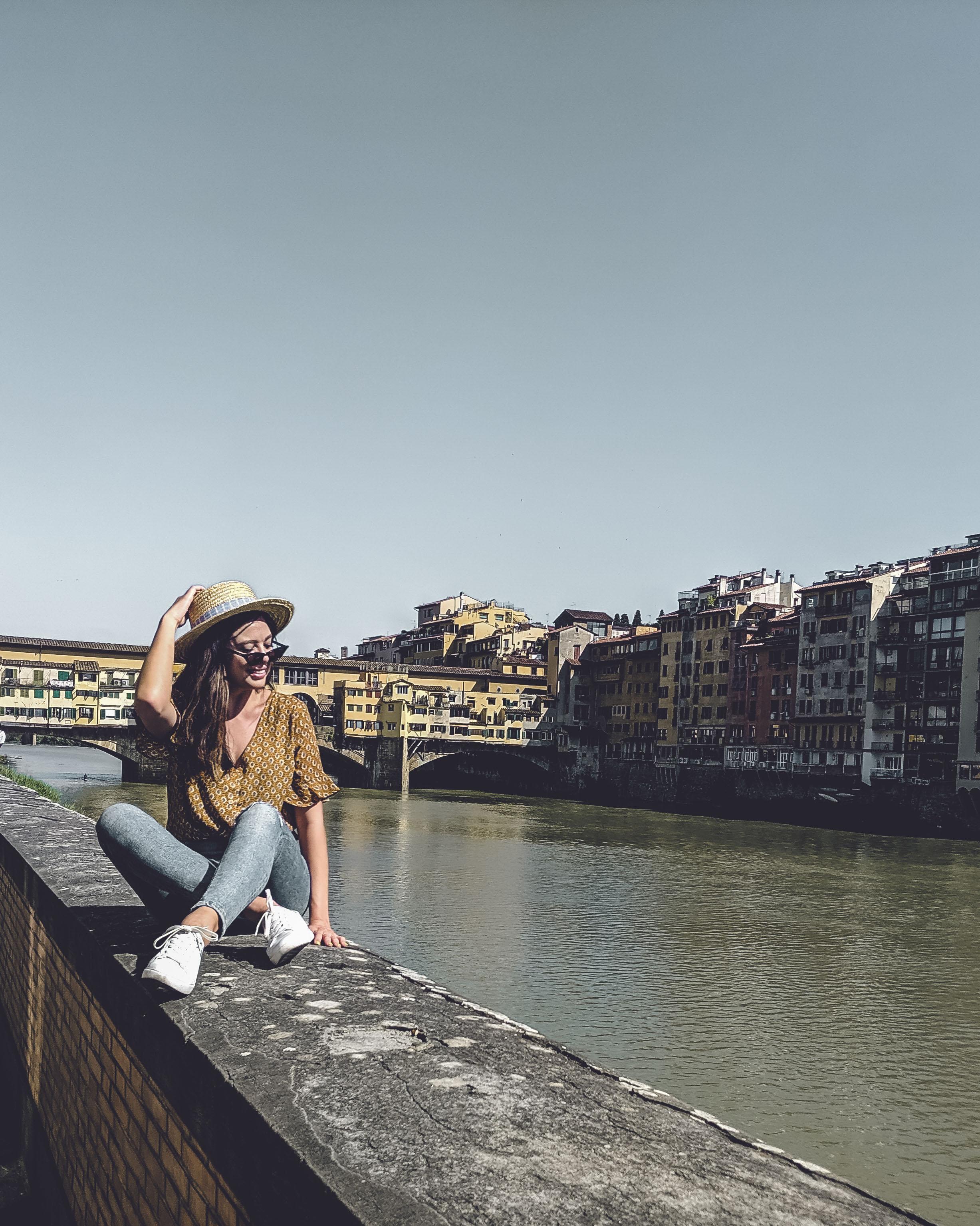 Rachel Off Duty: Woman in Italy