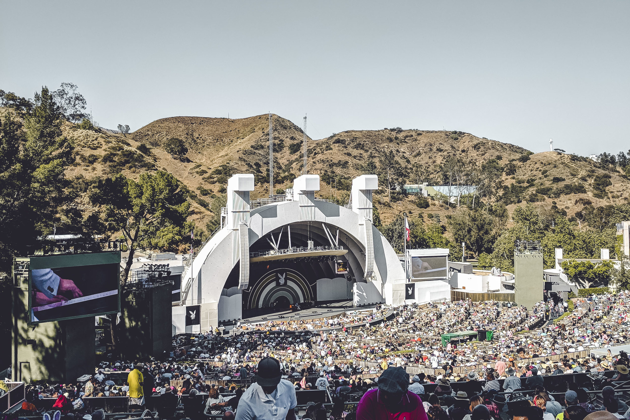 Rachel Off Duty: What to Do in Los Angeles this Summer - Hollywood Bowl Playboy Jazz Festival