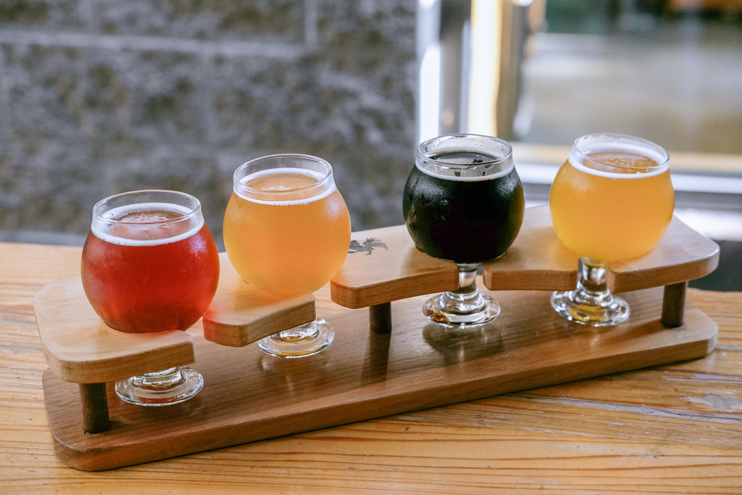 Rachel Off Duty: Beer Tasting in Grand Rapids, Michigan