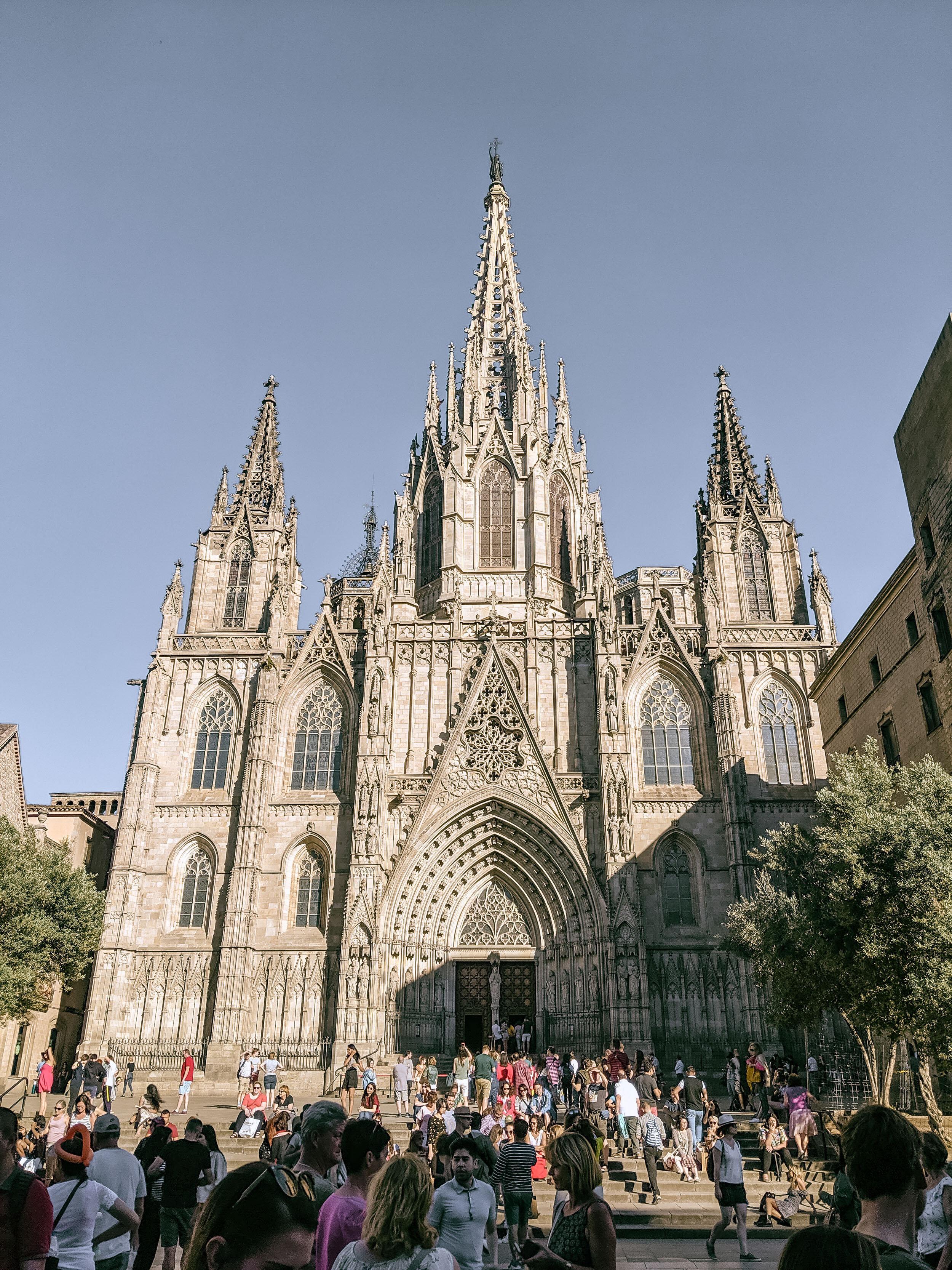 Rachel Off Duty: Barcelona