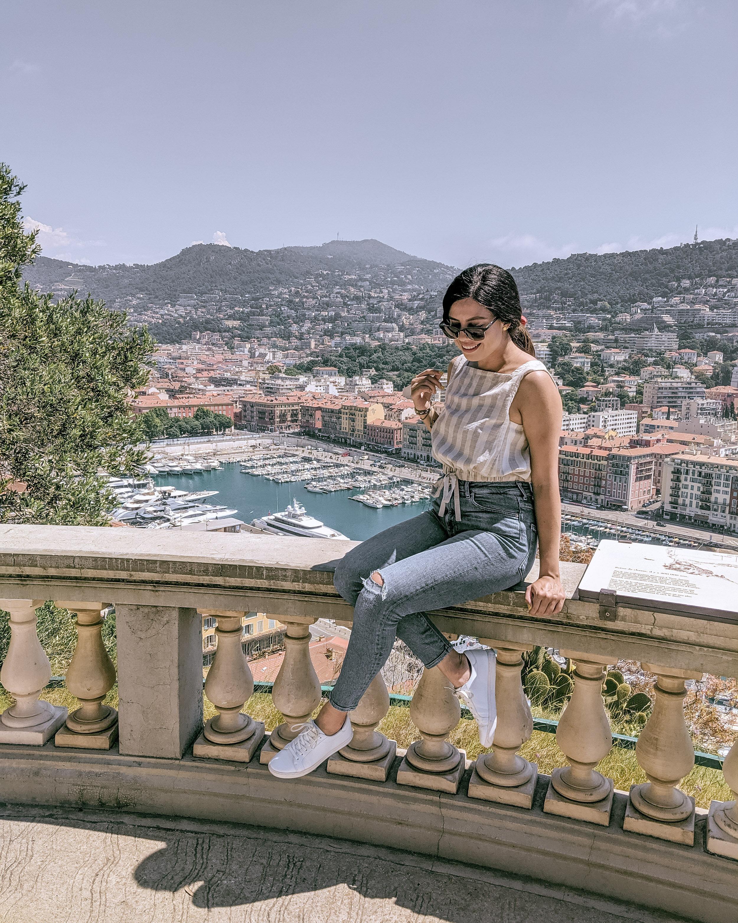Rachel Off Duty: Nice, France