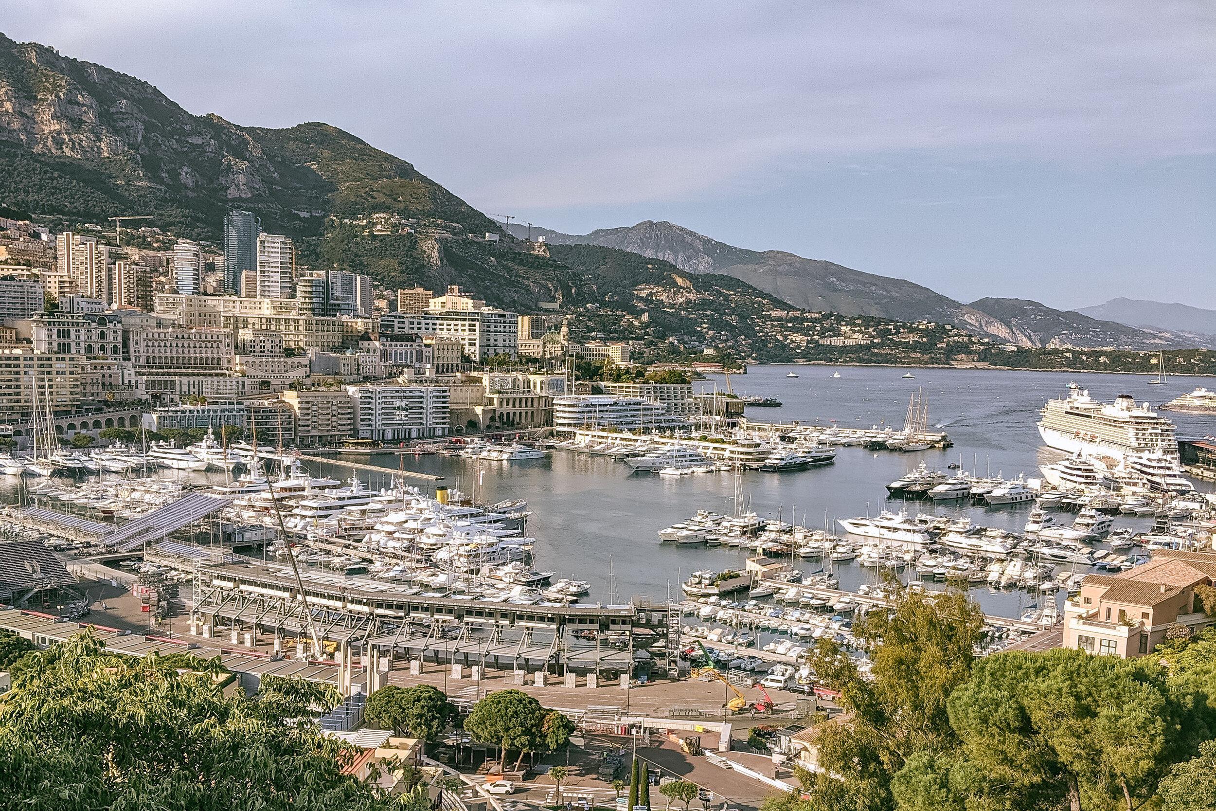 Rachel Off Duty: Monaco
