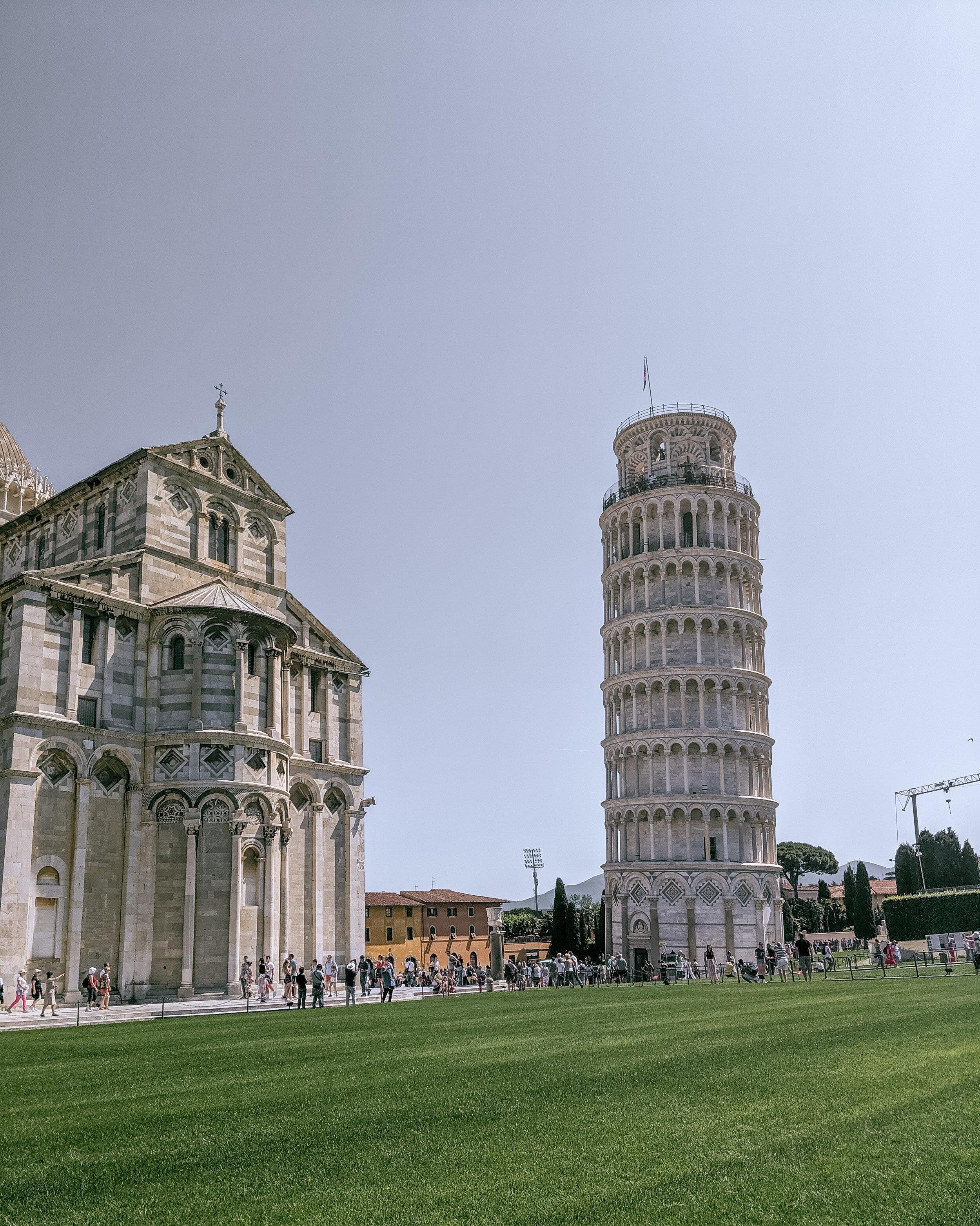 Rachel Off Duty: Florence via Pisa