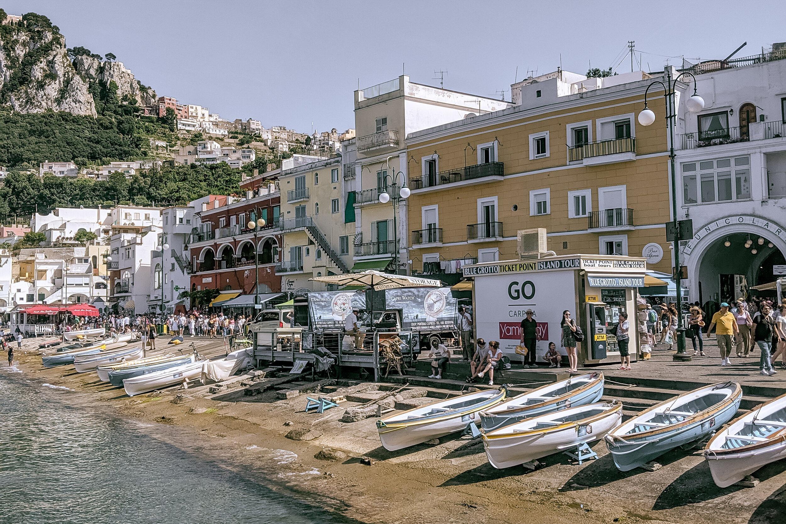 Rachel Off Duty: Amalfi Coast