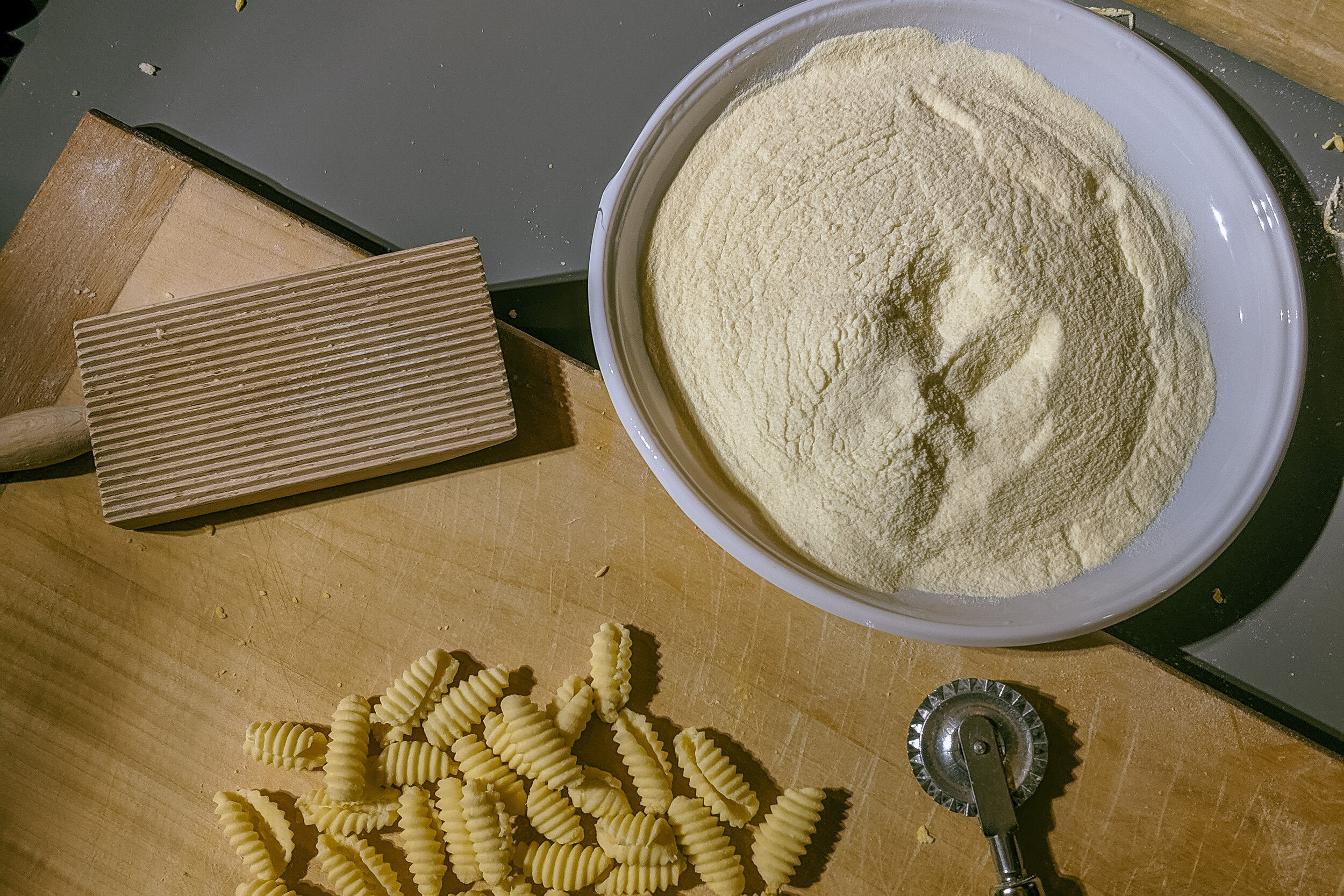 Rachel Off Duty: Pasta and Dough