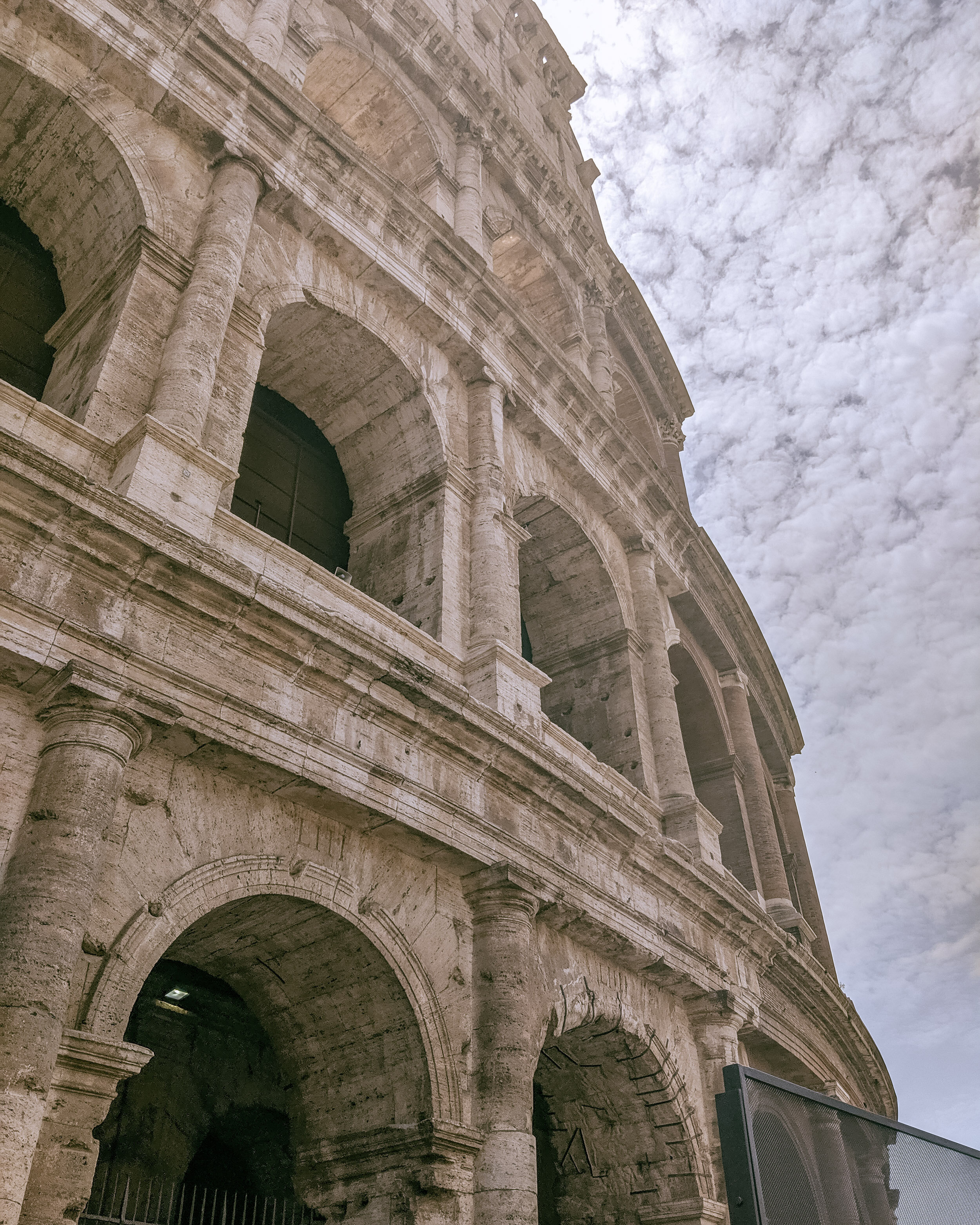 Rachel Off Duty: Colosseum