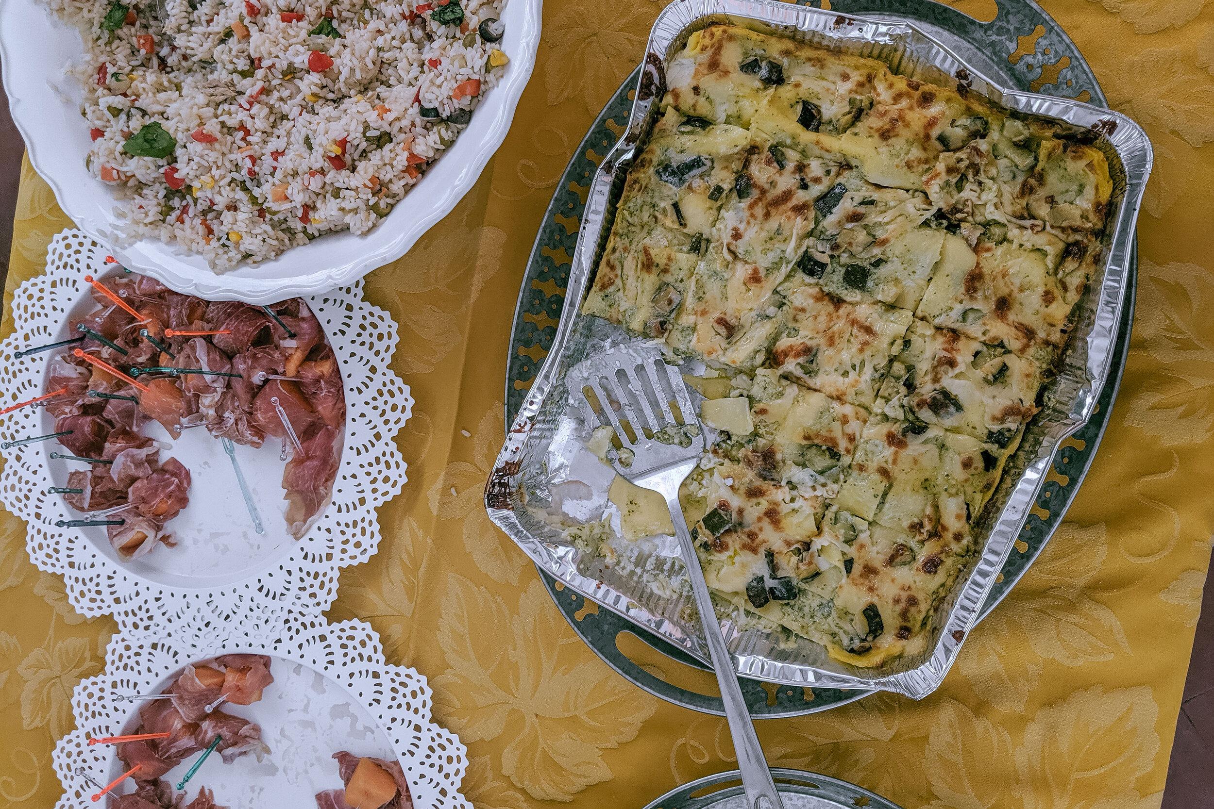 Rachel Off Duty: Picture of Food