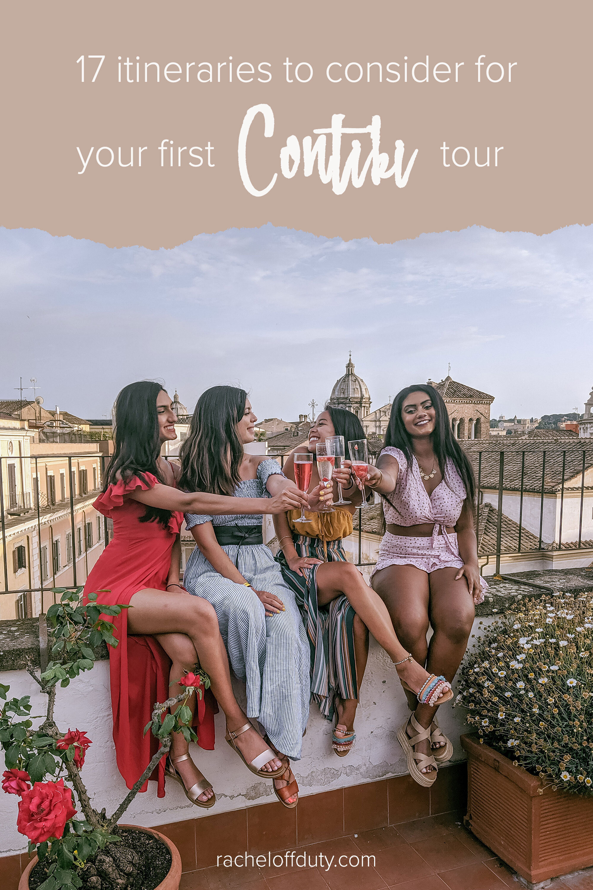 Rachel Off Duty: Everything You Need to Know for Your First Contiki Tour (Plus Trip Recommendations)