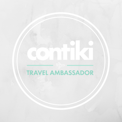 Contiki 2019 - 2020 Travel Ambassador