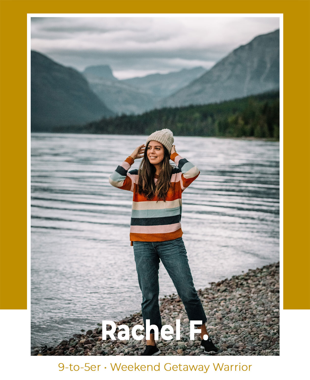 Rachel Off Duty: How These Women Travel More While Maintaining Their Careers - Episode 1 - Rachel-Jean Firchau