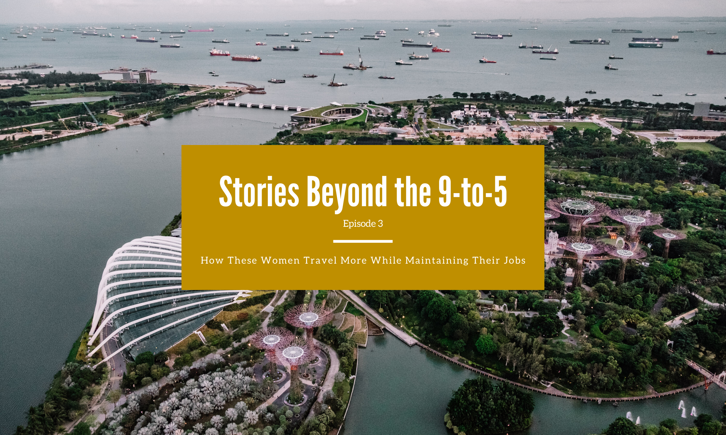Rachel Off Duty: Stories Beyond the 9 to 5 - Episode 3