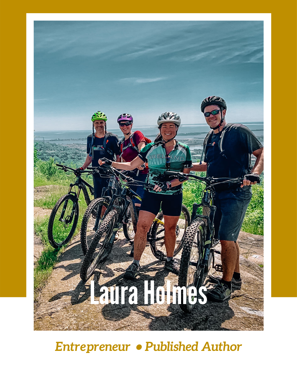 Rachel Off Duty: Stories Beyond the 9 to 5 - Episode 4 - Laura Holmes
