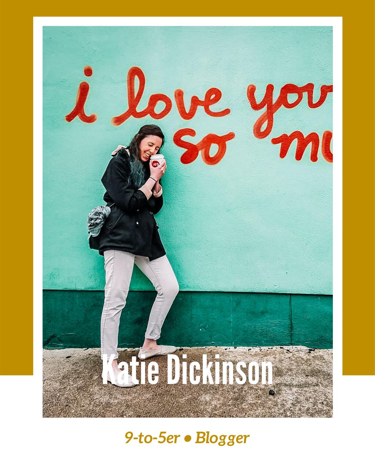 Rachel Off Duty: Stories Beyond the 9 to 5 - Episode 4 - Katie Dickinson