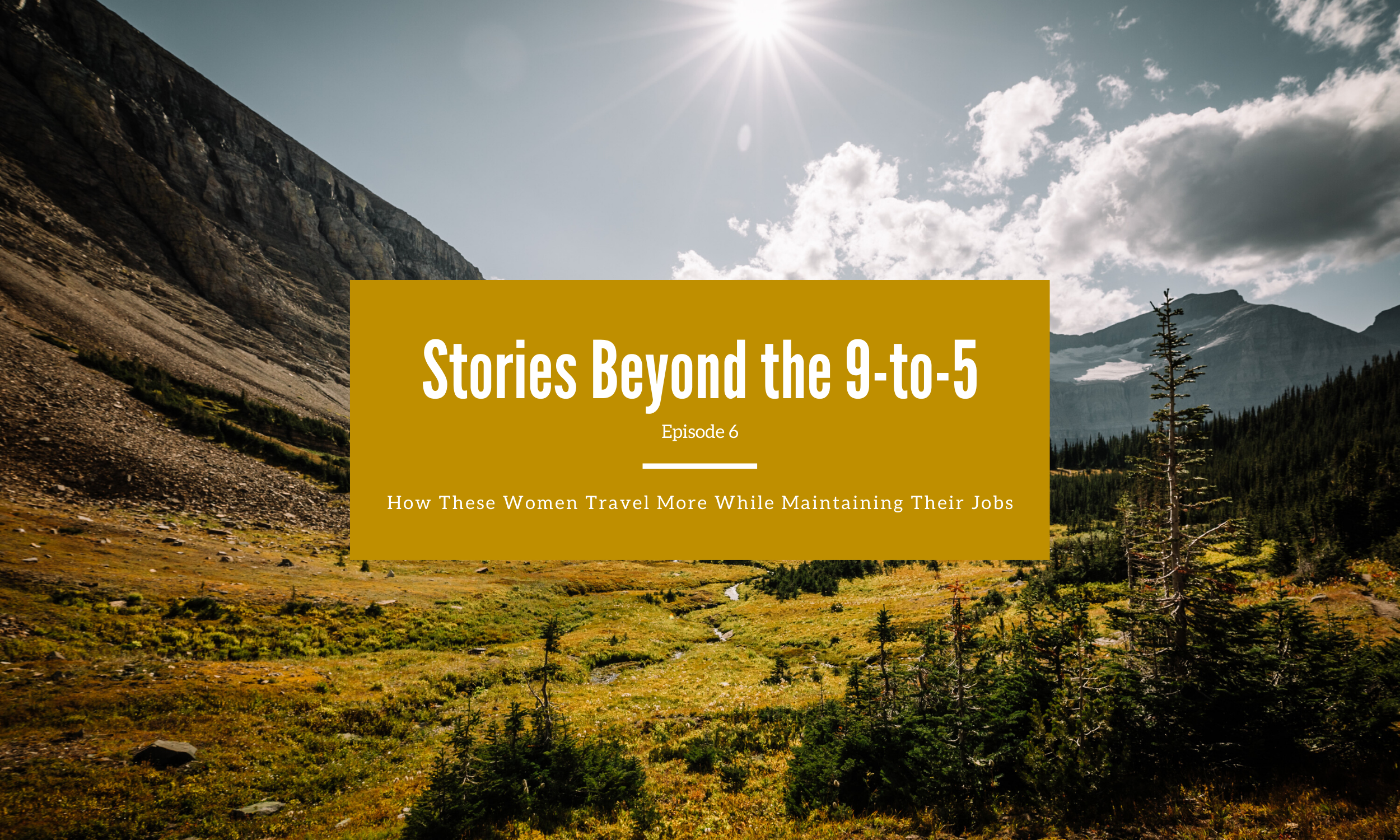 Rachel Off Duty: Stories Beyond the 9 to 5 - Episode 6