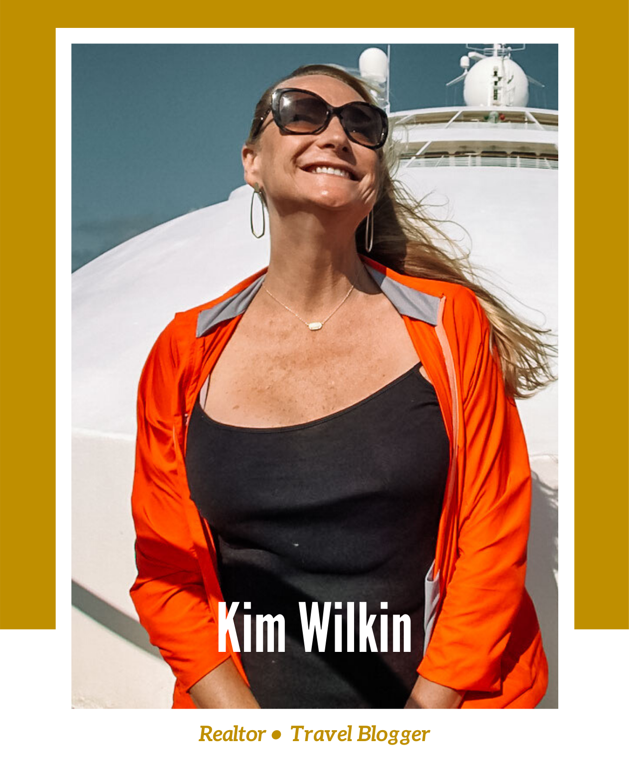 Rachel Off Duty: Stories Beyond the 9 to 5 - Episode 6 - Kim Wilkin